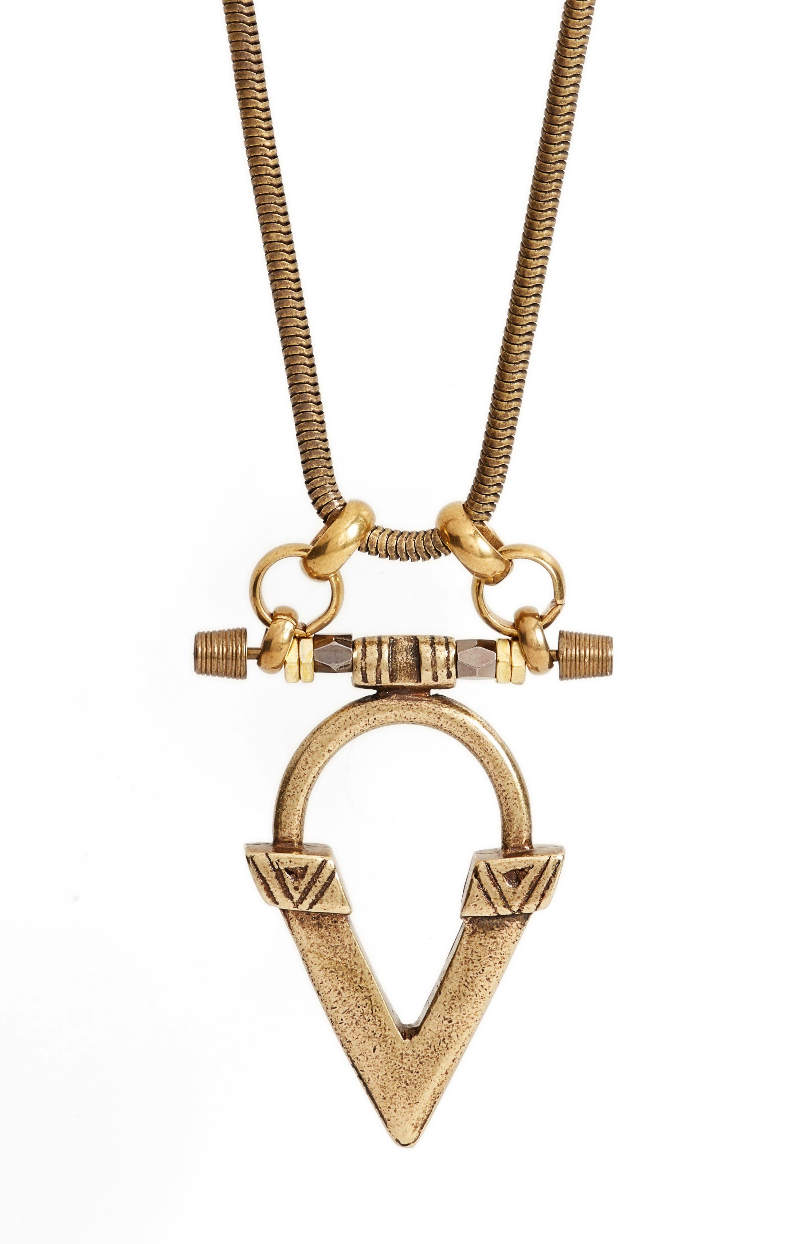 Kai Convertible Pendant Necklace,                             Main thumbnail 1, color,                             711