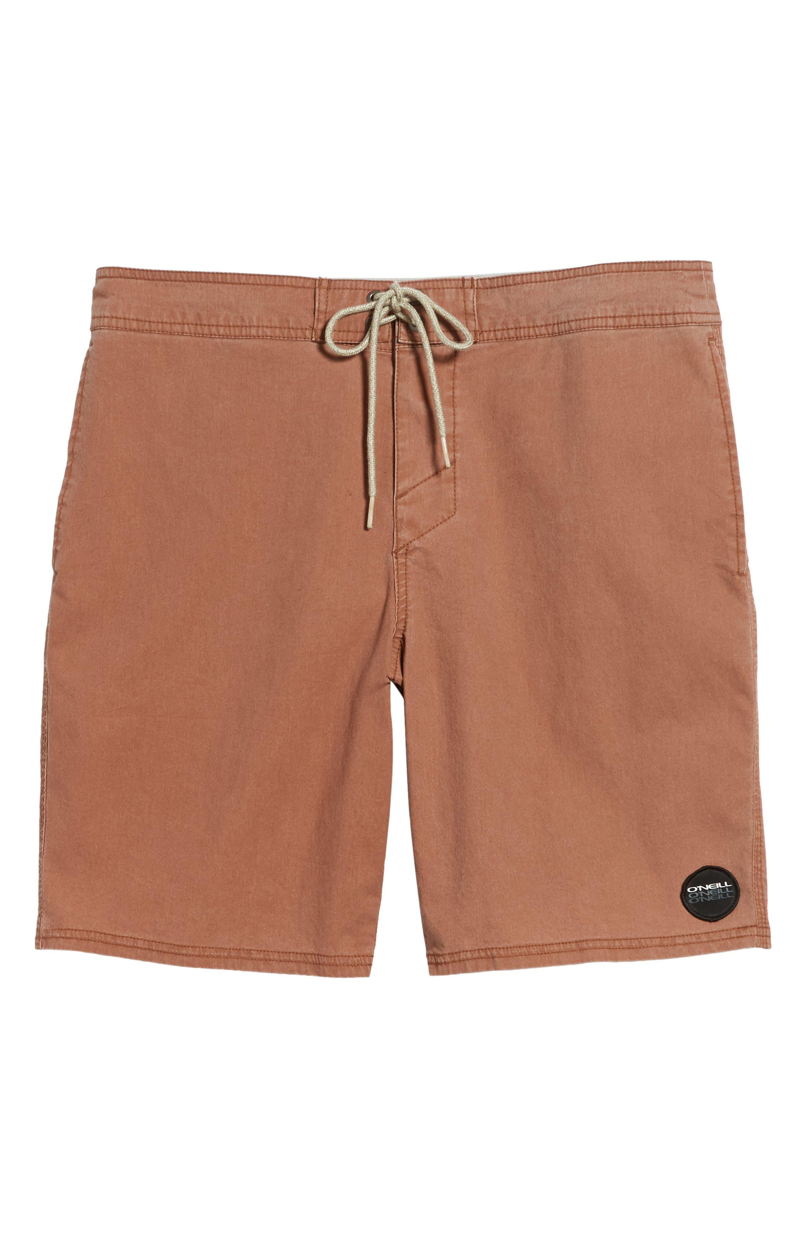 Faded Cruzer Board Shorts,                             Alternate thumbnail 6, color,
