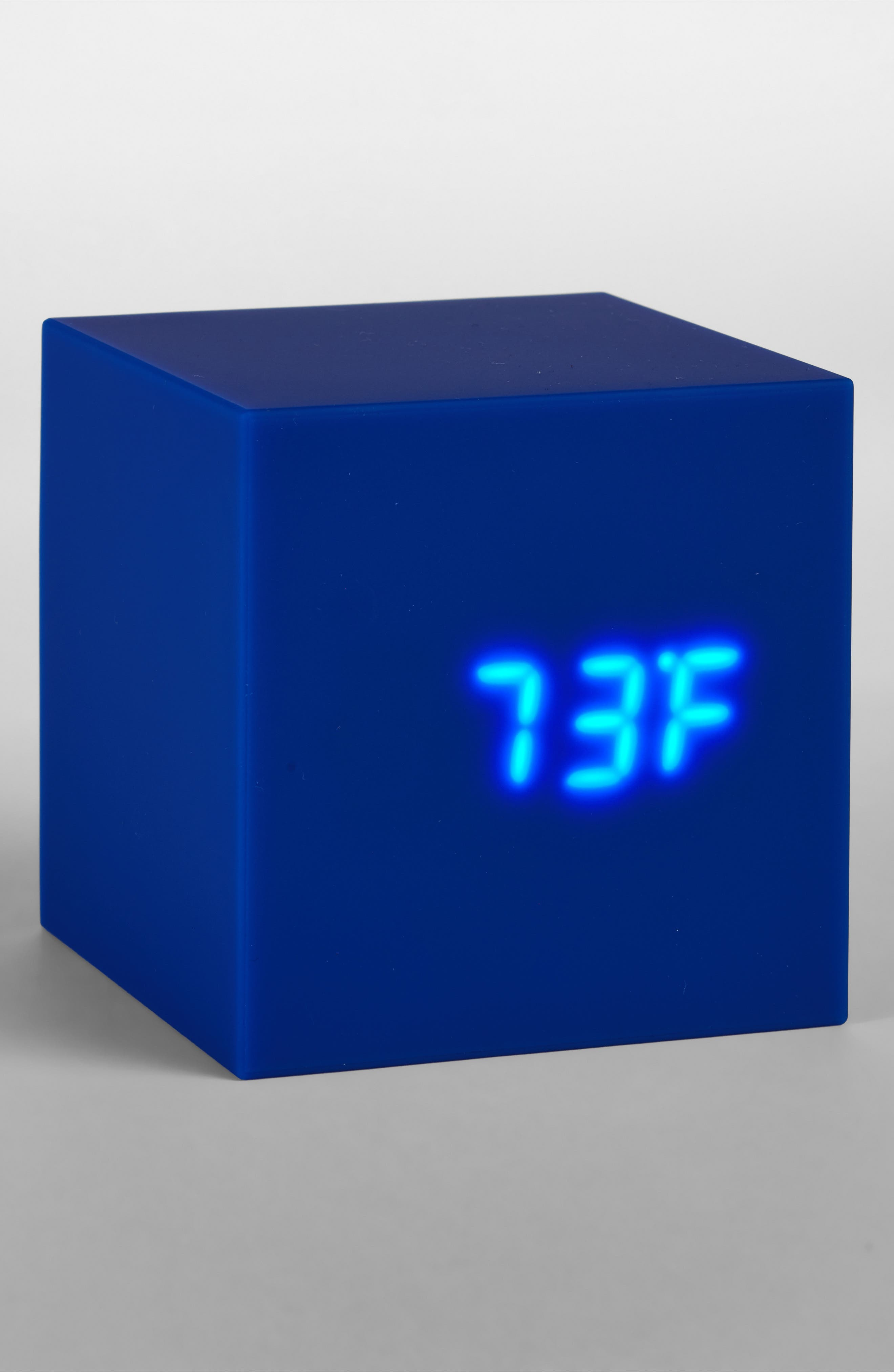 Color Cube Clock,                             Alternate thumbnail 2, color,                             001