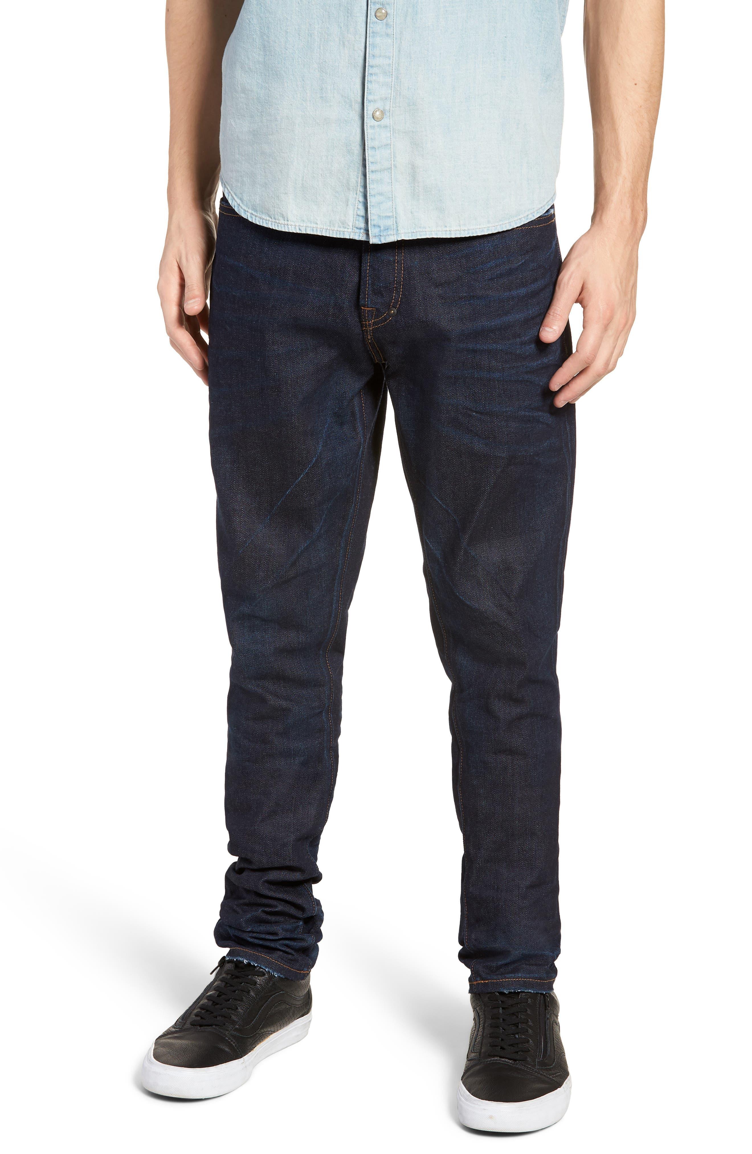 Sabre Slim Fit,                         Main,                         color, 6 MONTH WASH