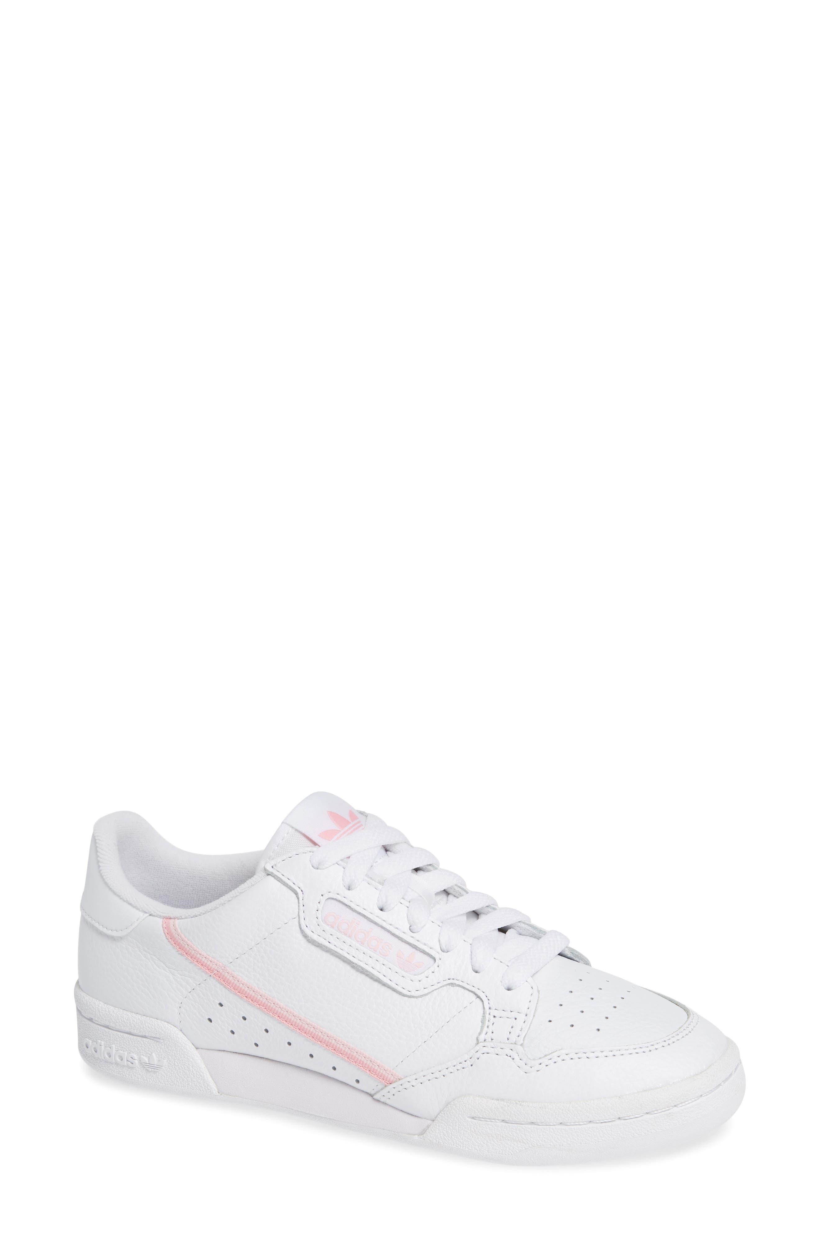 Adidas Originals Women S Originals Continental 80 Casual Shoes Pink