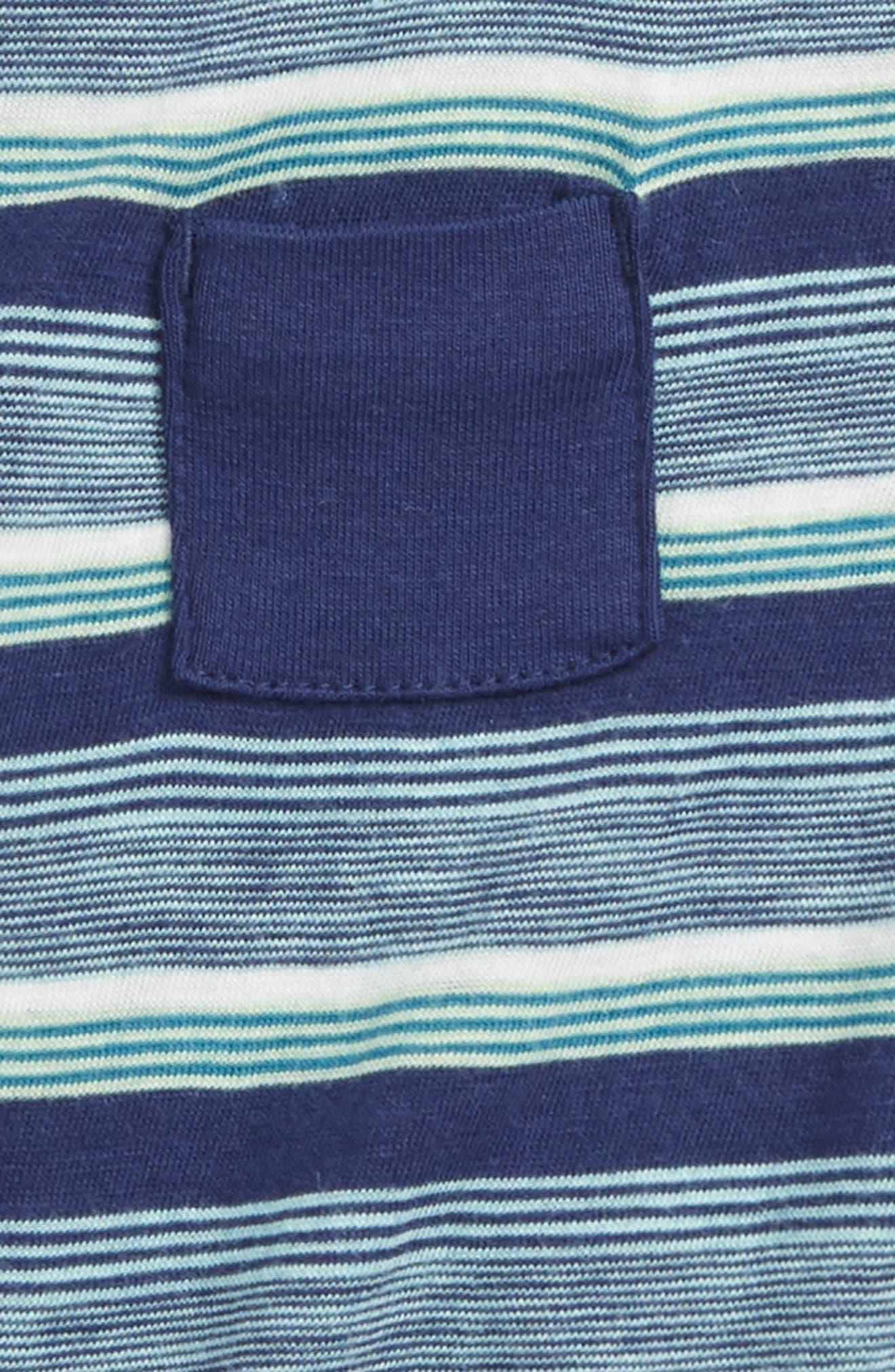 Pocket Romper,                             Alternate thumbnail 2, color,                             420
