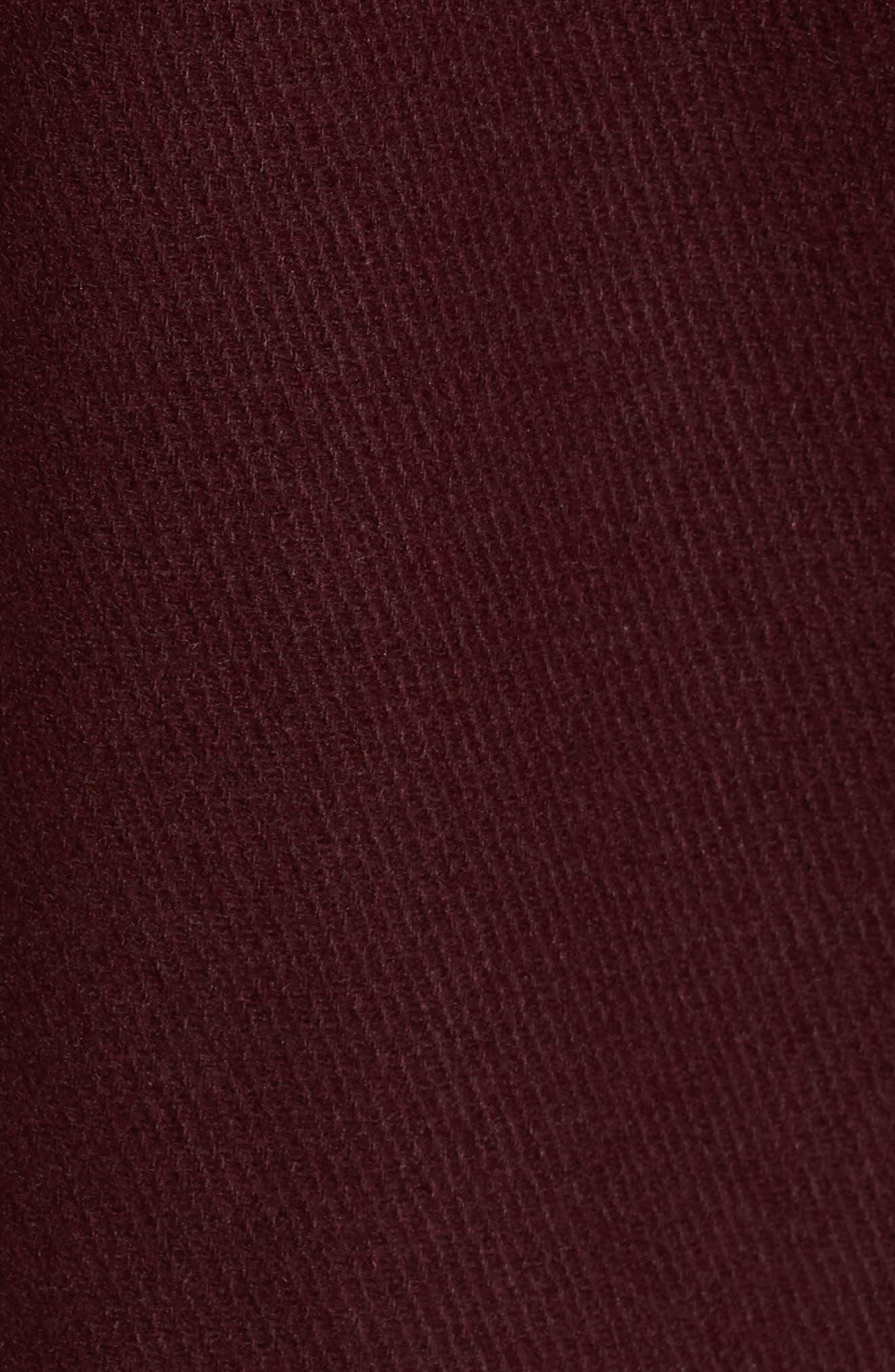Wool Blend Military Coat,                             Alternate thumbnail 10, color,