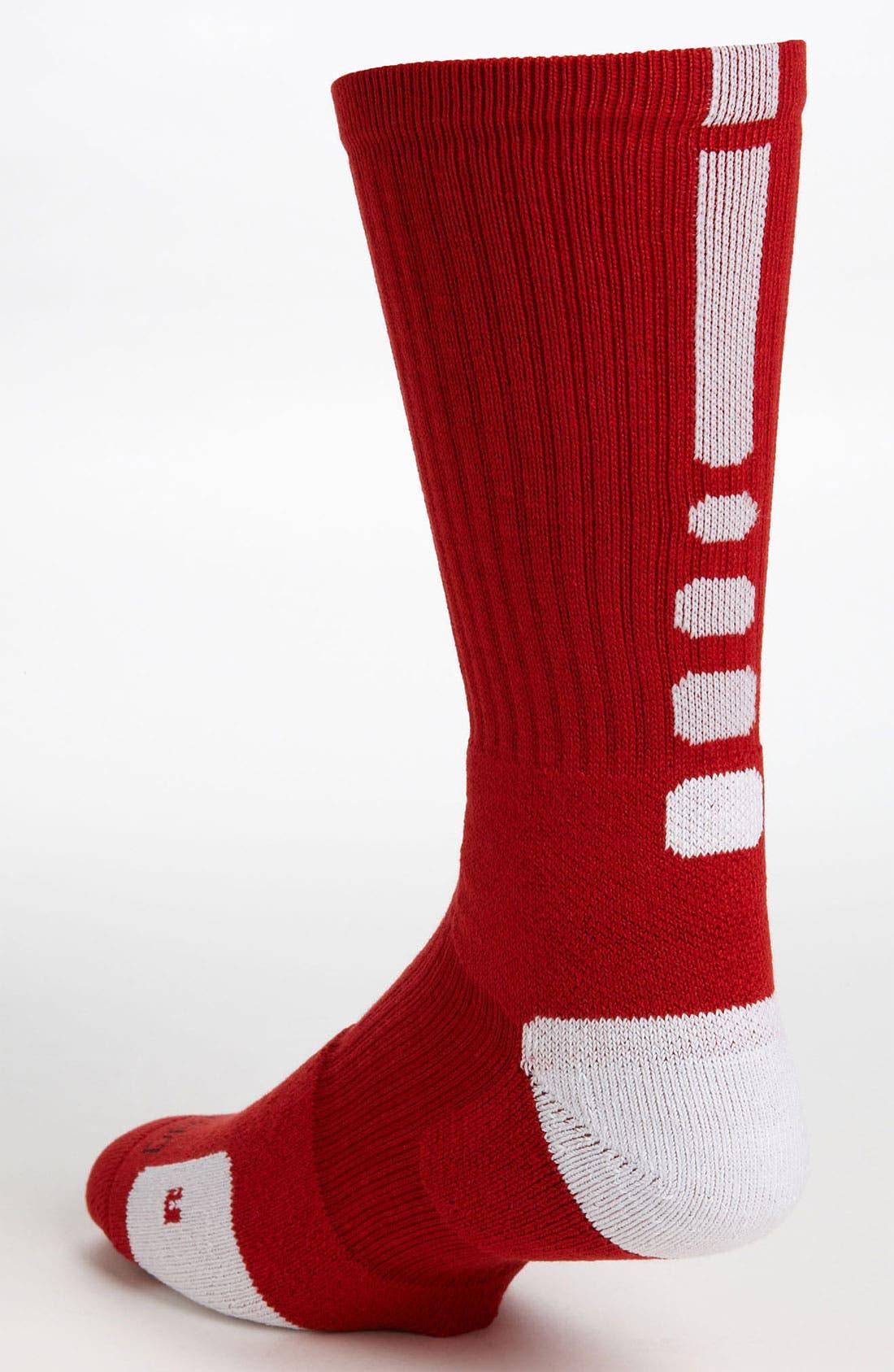 'Elite Basketball' Crew Socks,                             Alternate thumbnail 49, color,