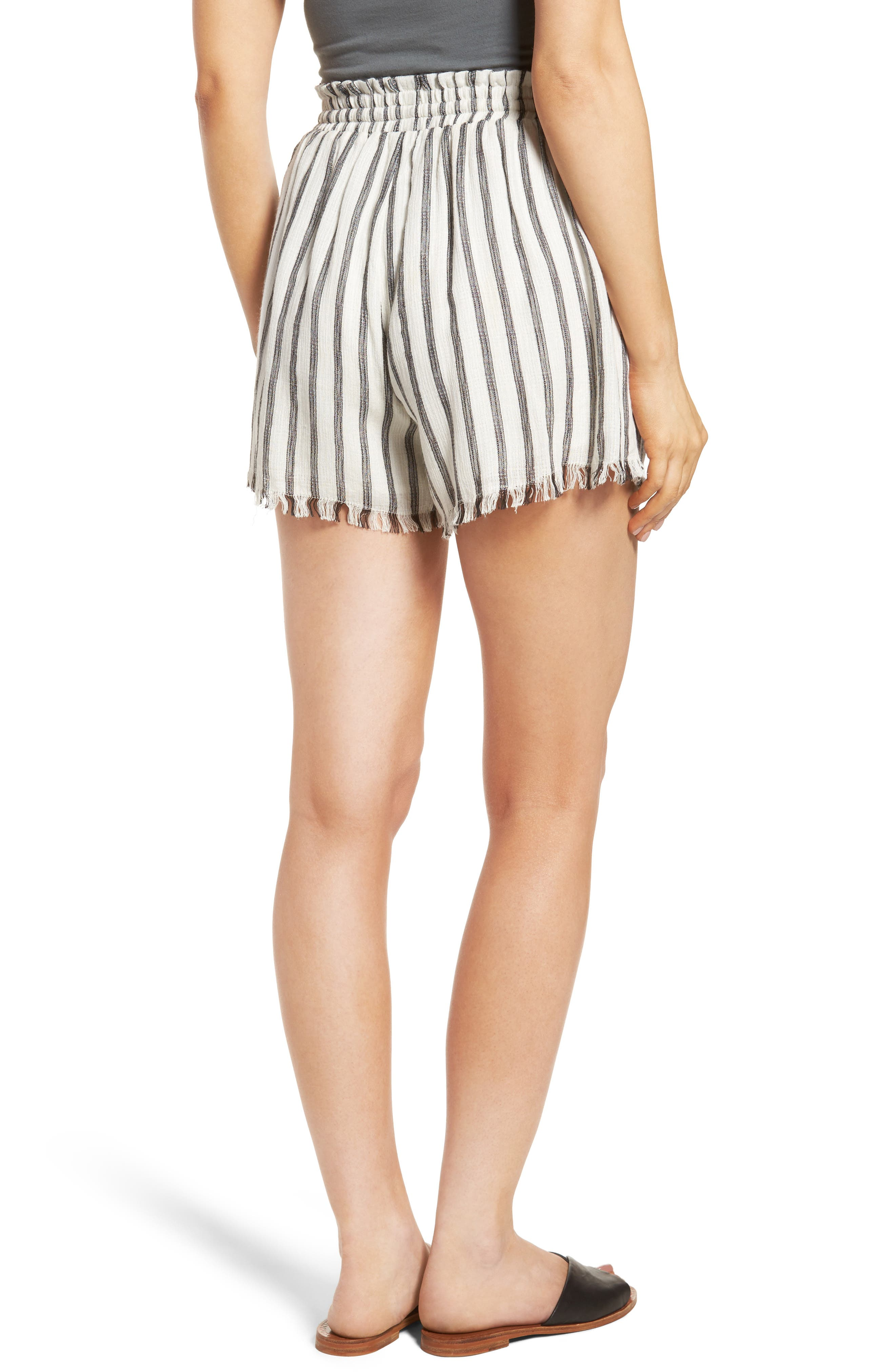 ASTR THE LABEL,                             Lupe Drawstring Shorts,                             Alternate thumbnail 2, color,                             100