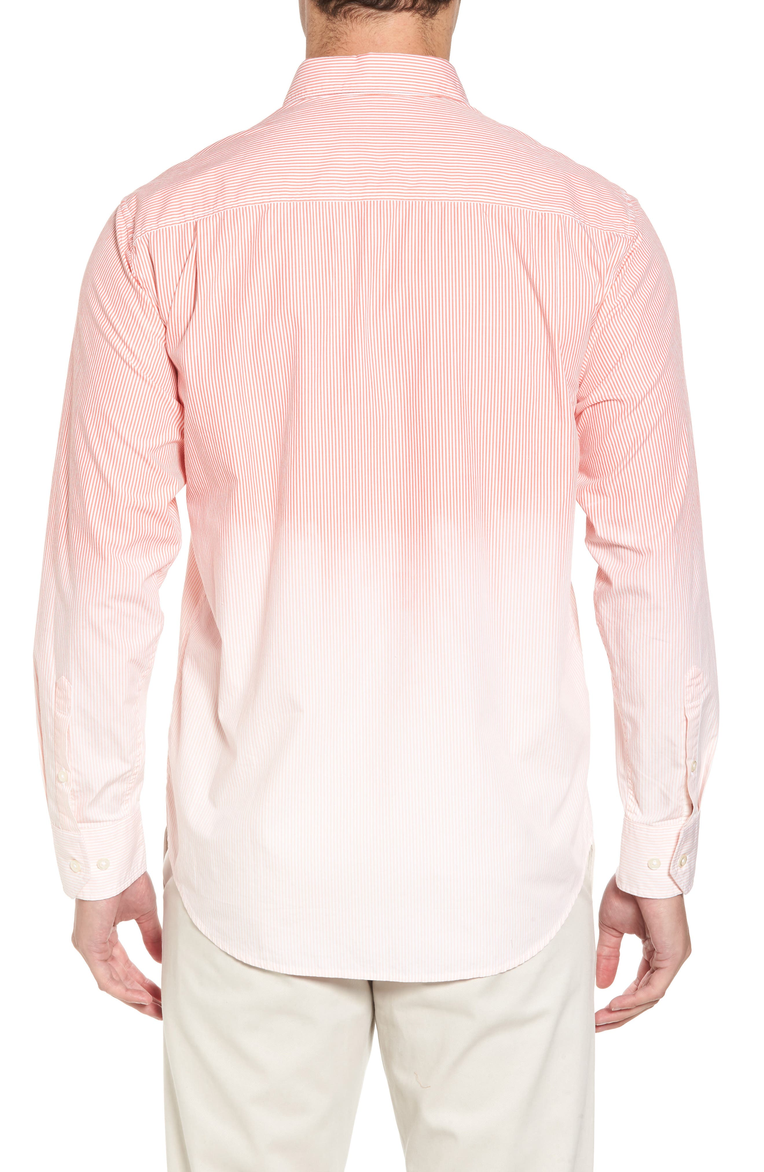 Fadeaway Beach Sport Shirt,                             Alternate thumbnail 2, color,                             950