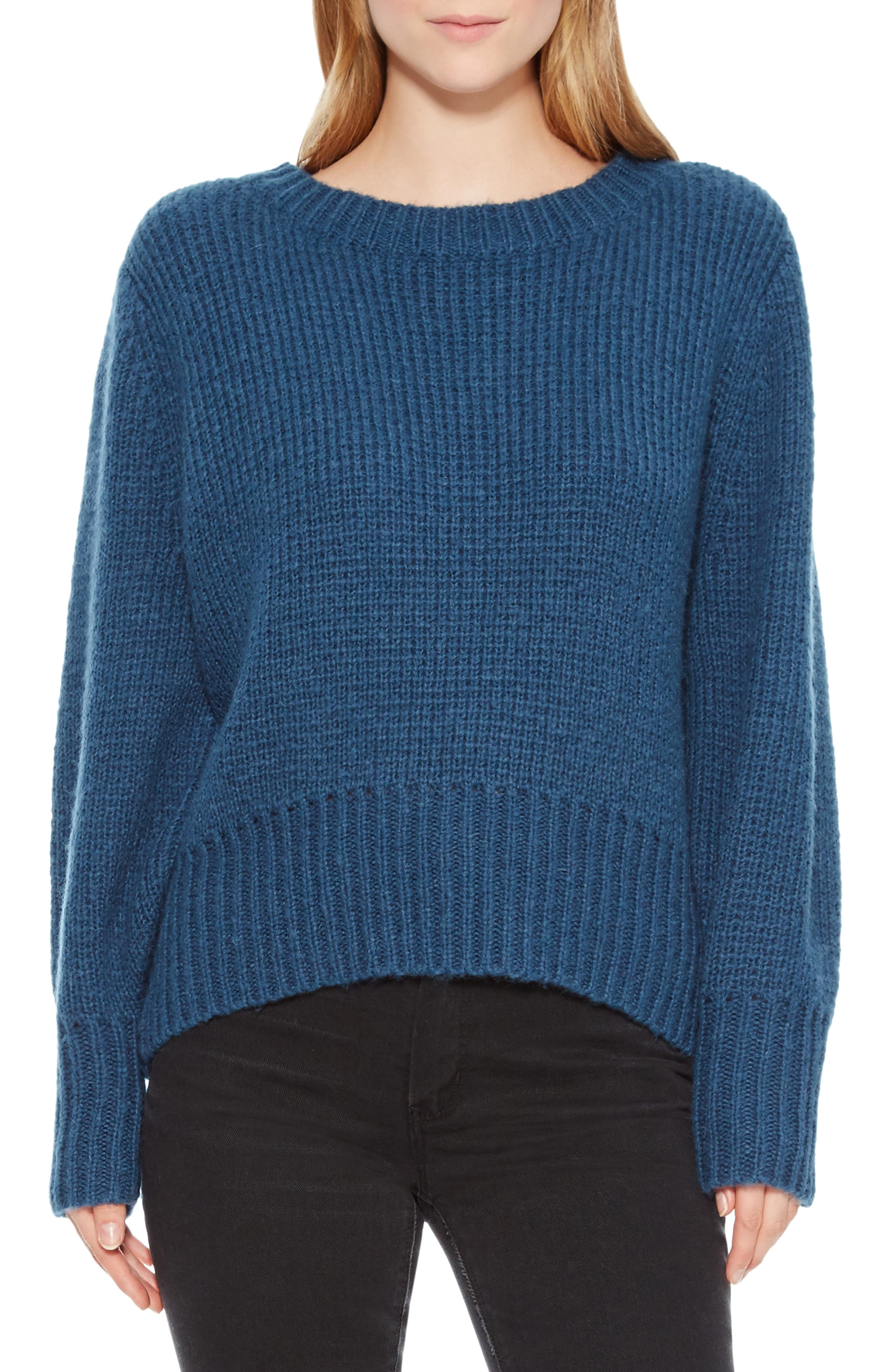 Matty Bow Back Sweater,                         Main,                         color, 449