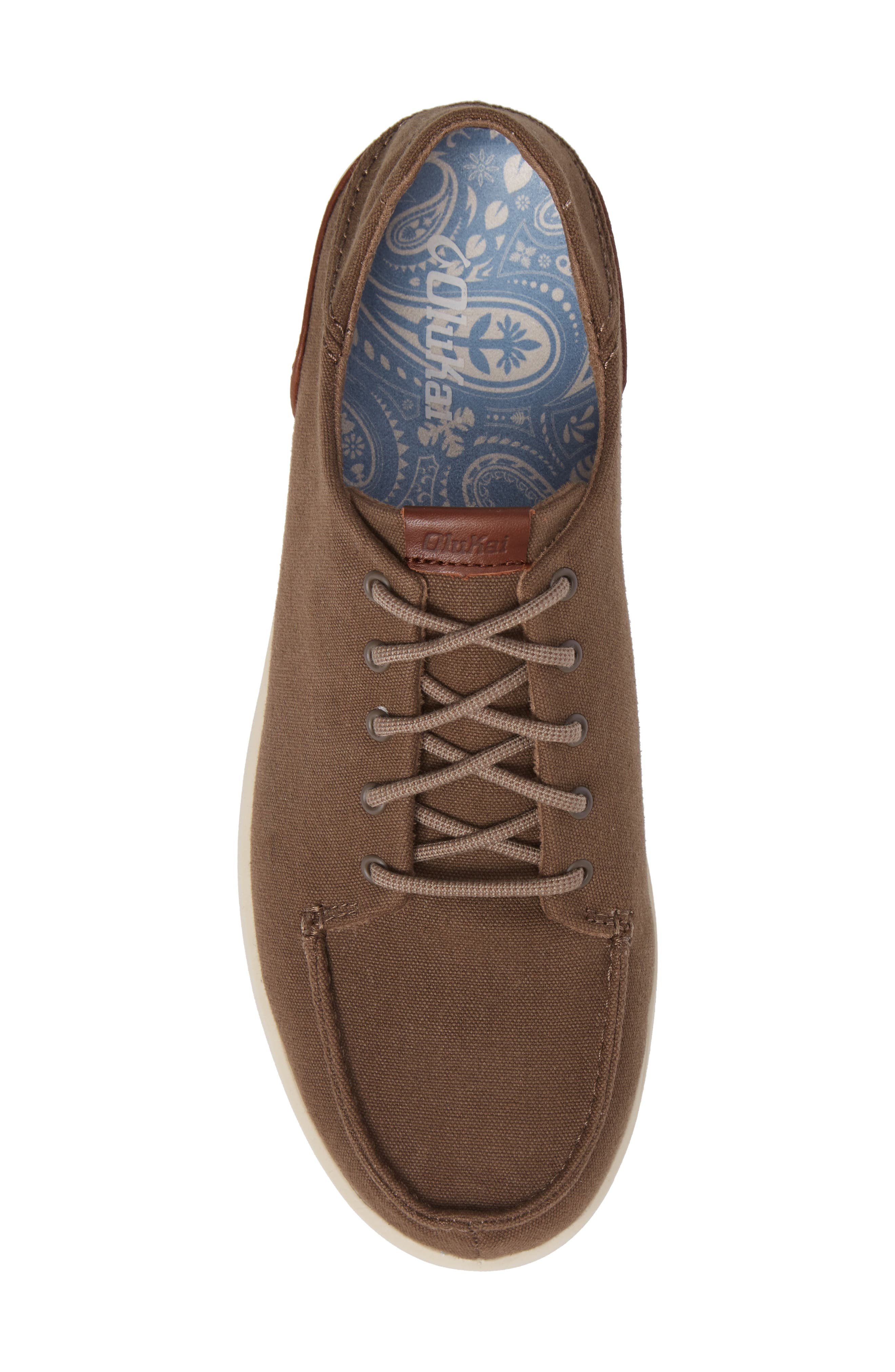 Manoa Sneaker,                             Alternate thumbnail 5, color,                             MUSTANG/ TOFFEE