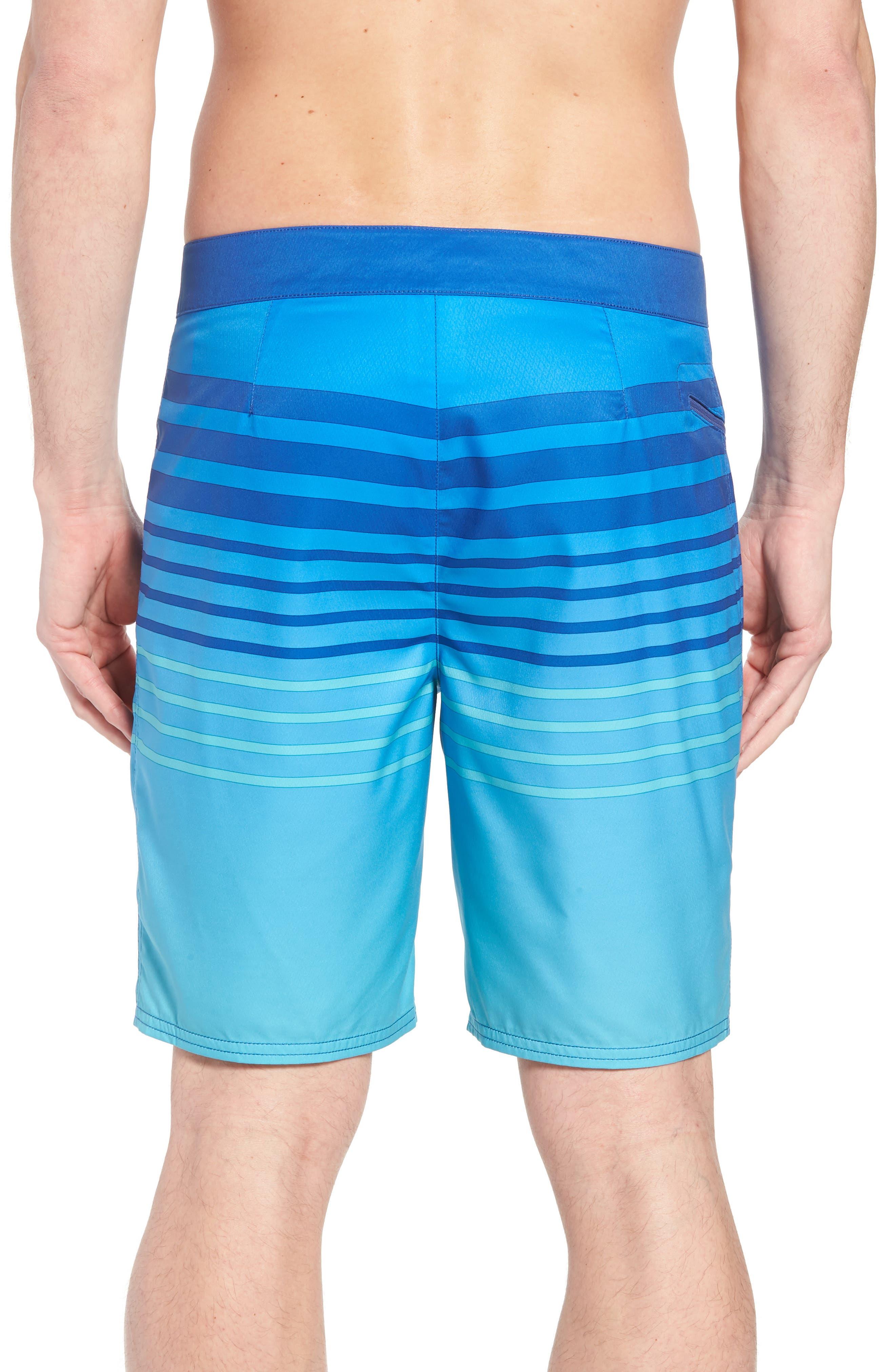 Surflodge Stripe Board Shorts,                             Alternate thumbnail 2, color,                             359
