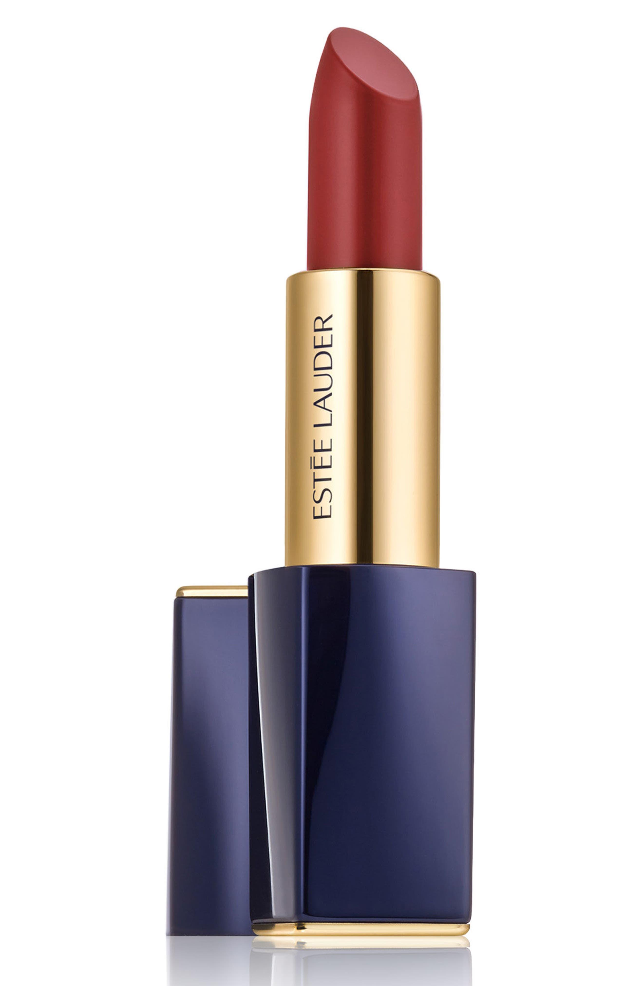 Pure Color Envy Matte Sculpting Lipstick,                         Main,                         color, 113 RAW EDGE