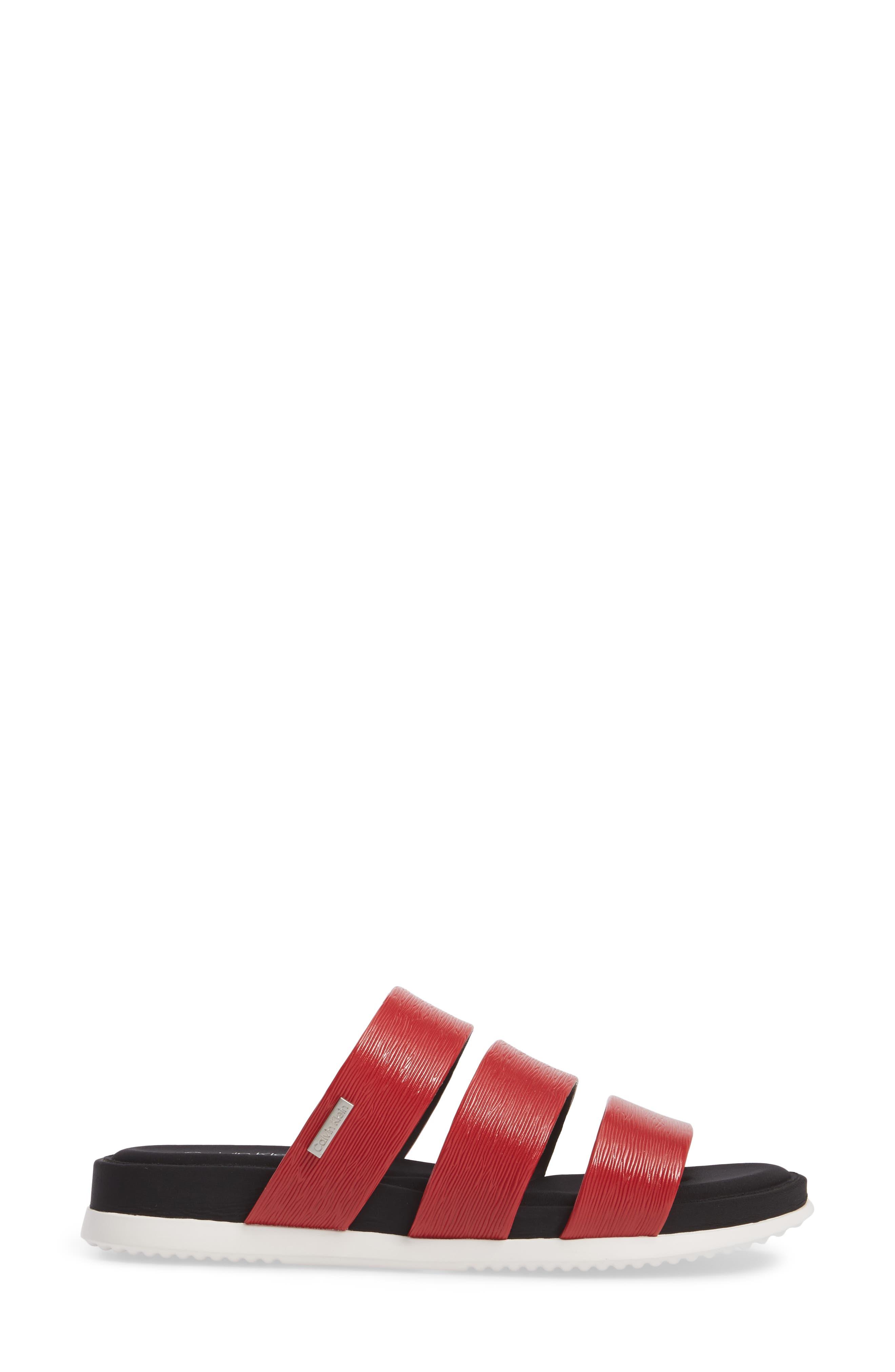 Dalana Slide Sandal,                             Alternate thumbnail 18, color,