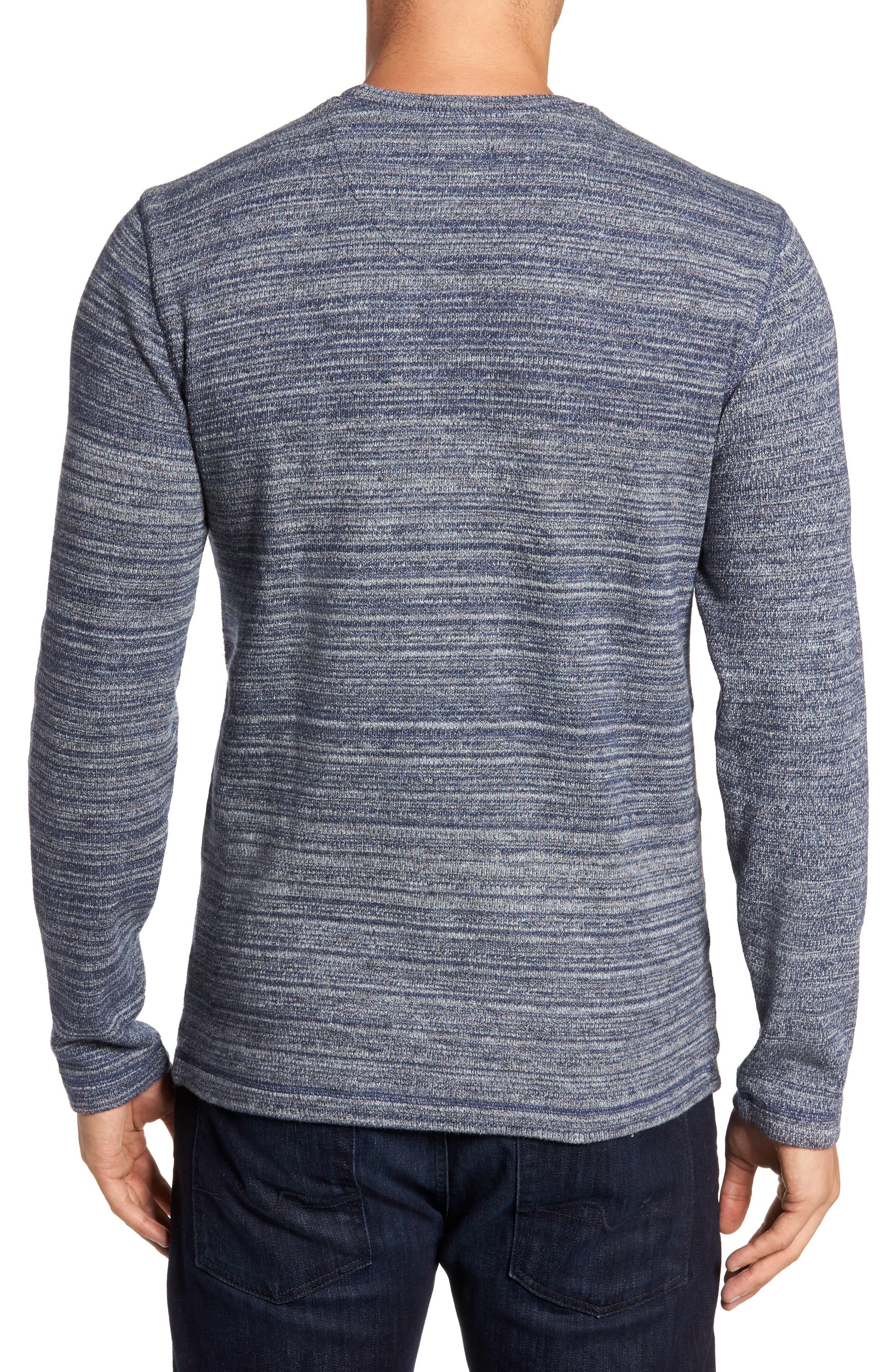 Waffle Knit Shirt,                             Alternate thumbnail 6, color,