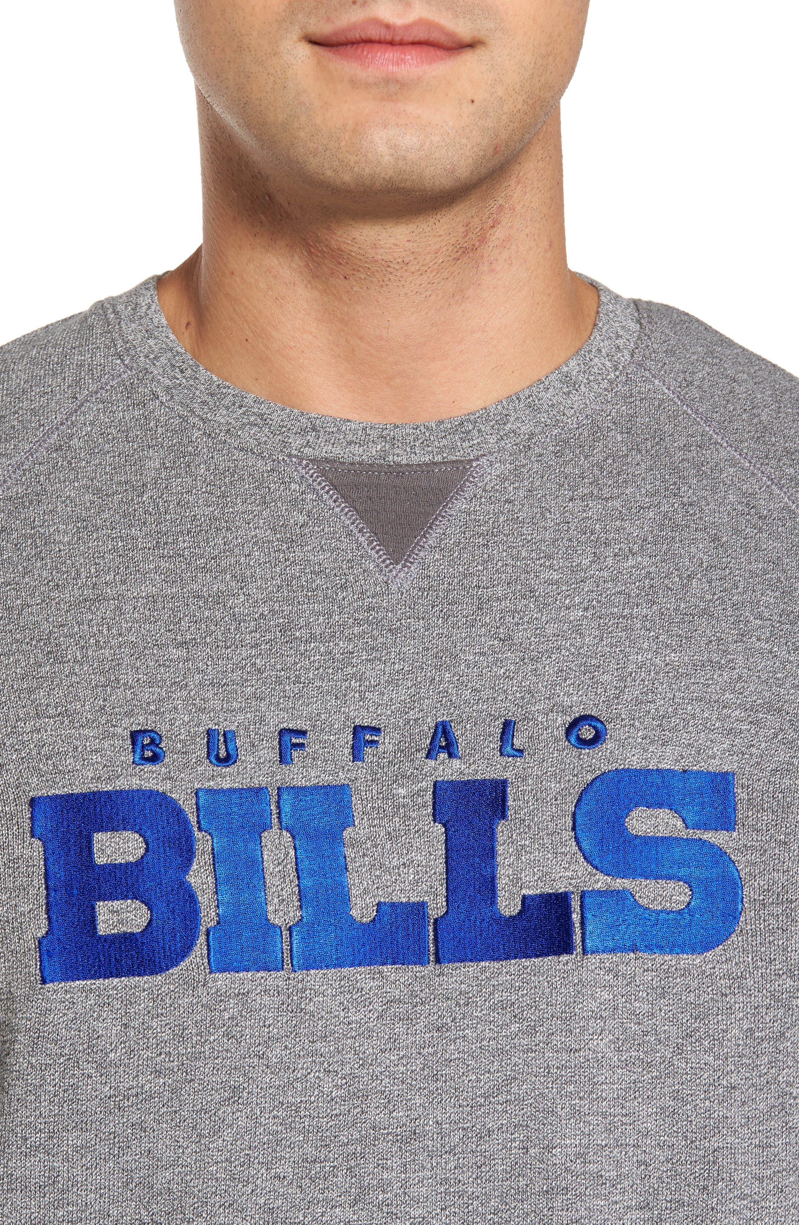 NFL Stitch of Liberty Embroidered Crewneck Sweatshirt,                             Alternate thumbnail 97, color,