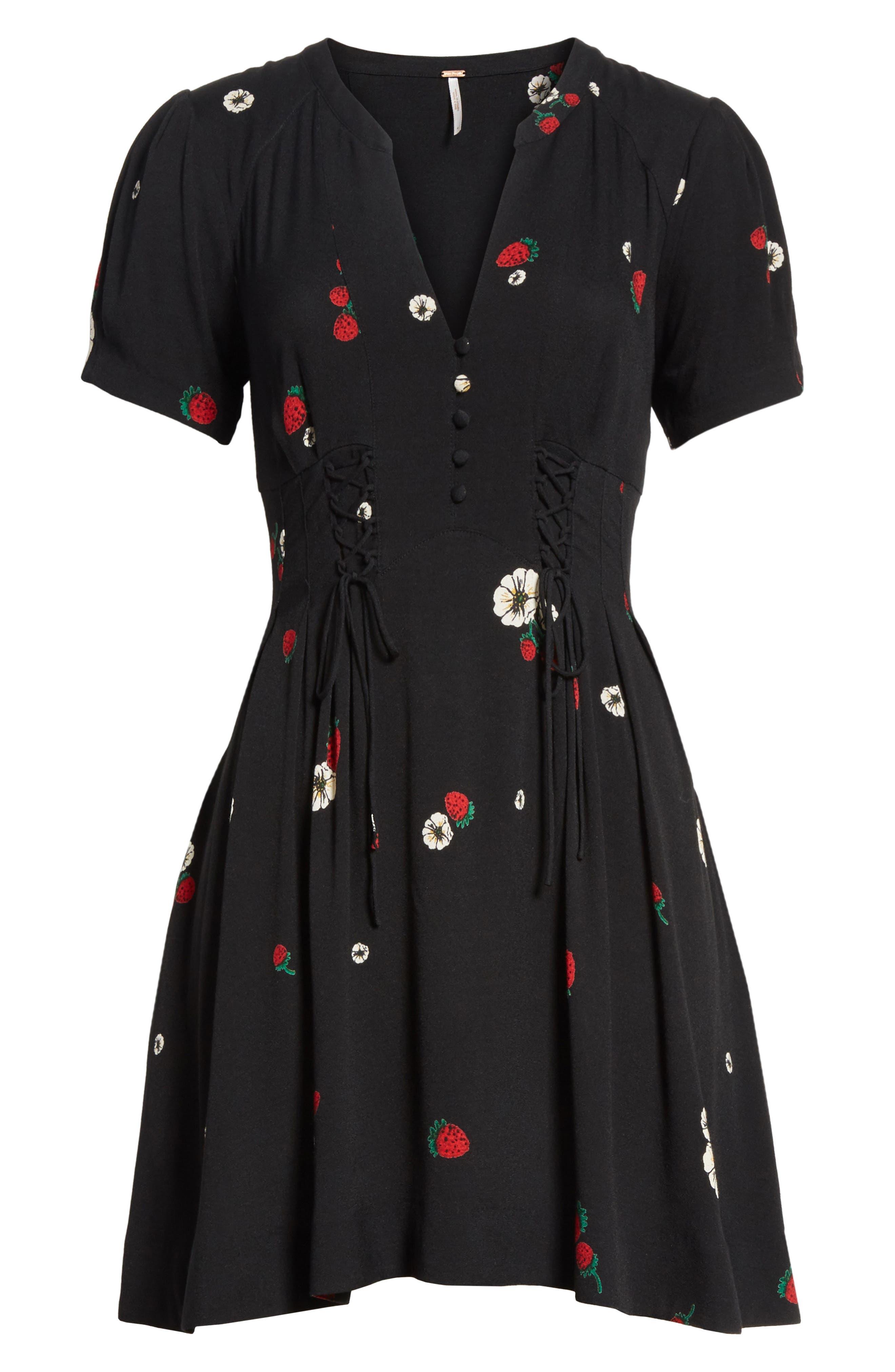 Dream Girl Dress,                             Alternate thumbnail 7, color,                             019