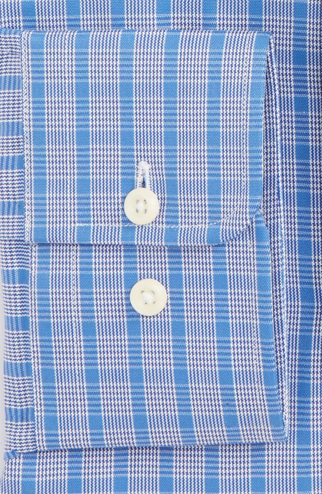 Regular Fit Plaid Dress Shirt,                             Alternate thumbnail 2, color,                             423