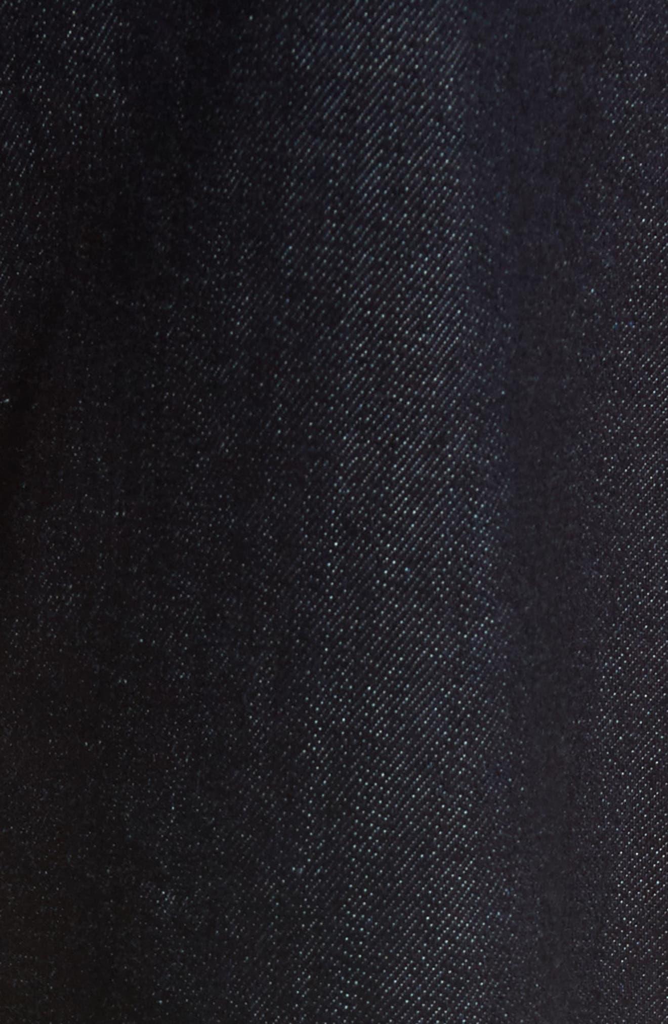 Everett Slim Straight Leg Jeans,                             Alternate thumbnail 5, color,                             HIGHWAY