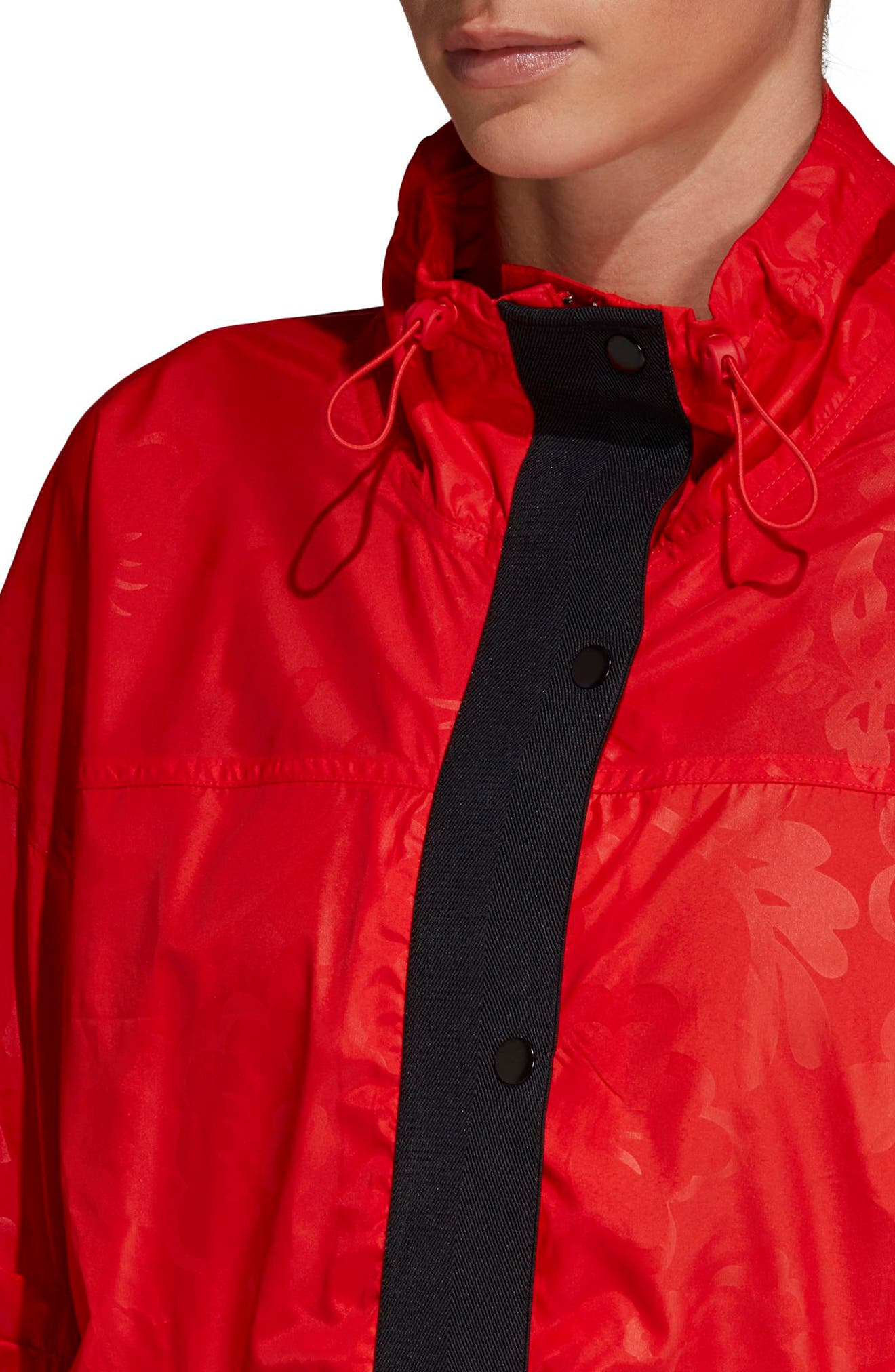 Run Wind Jacket,                             Alternate thumbnail 6, color,                             CORRED