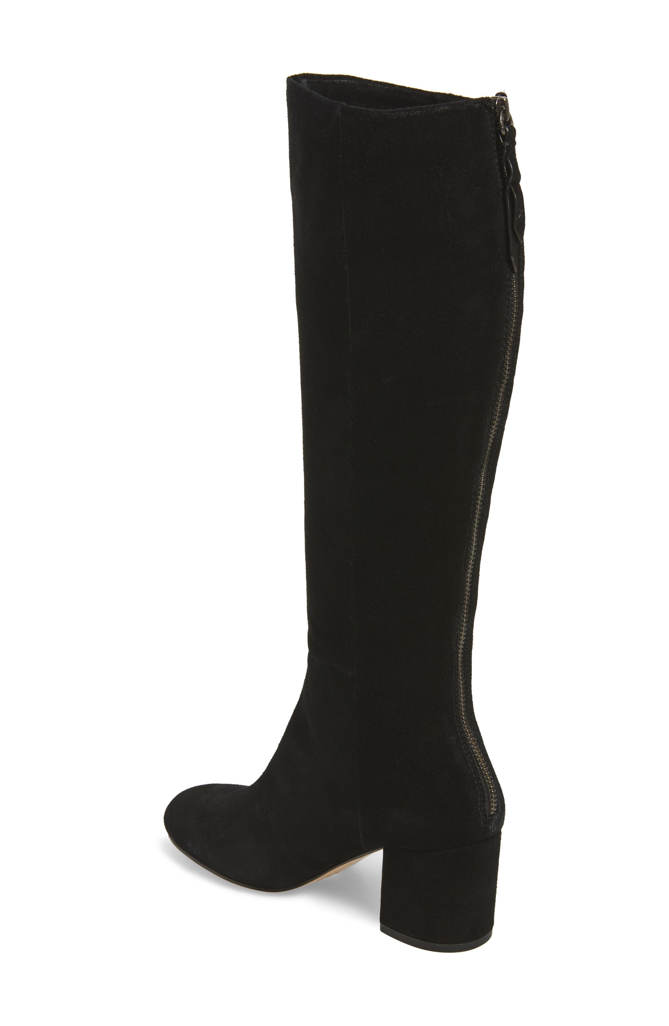 Danise Knee High Boot,                             Alternate thumbnail 3, color,