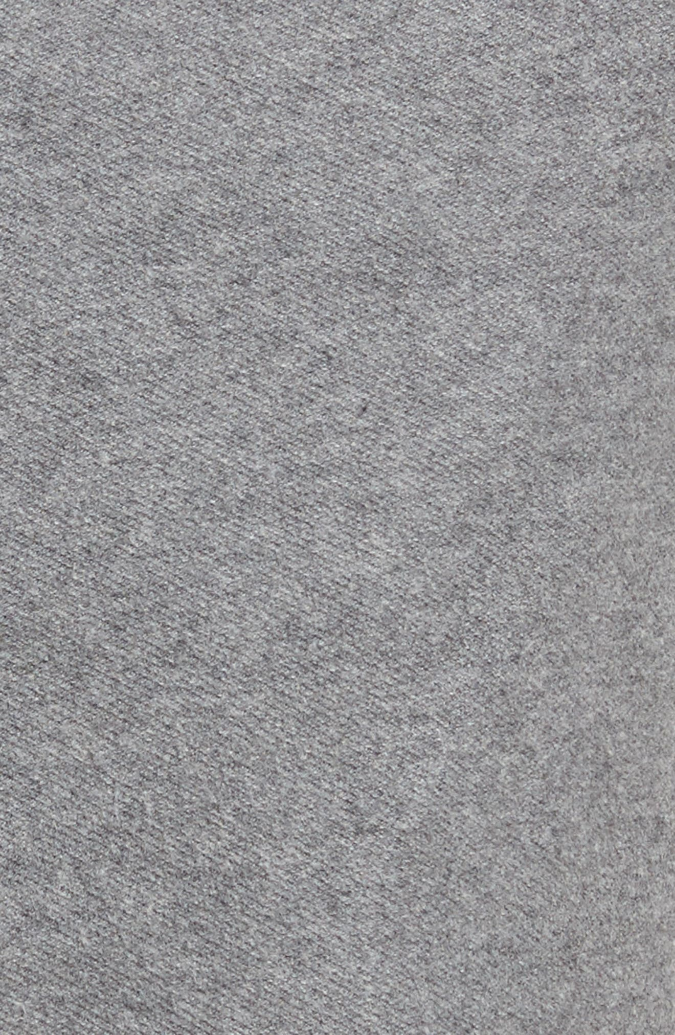 Heathered Knit Lounge Pants,                             Alternate thumbnail 5, color,                             086