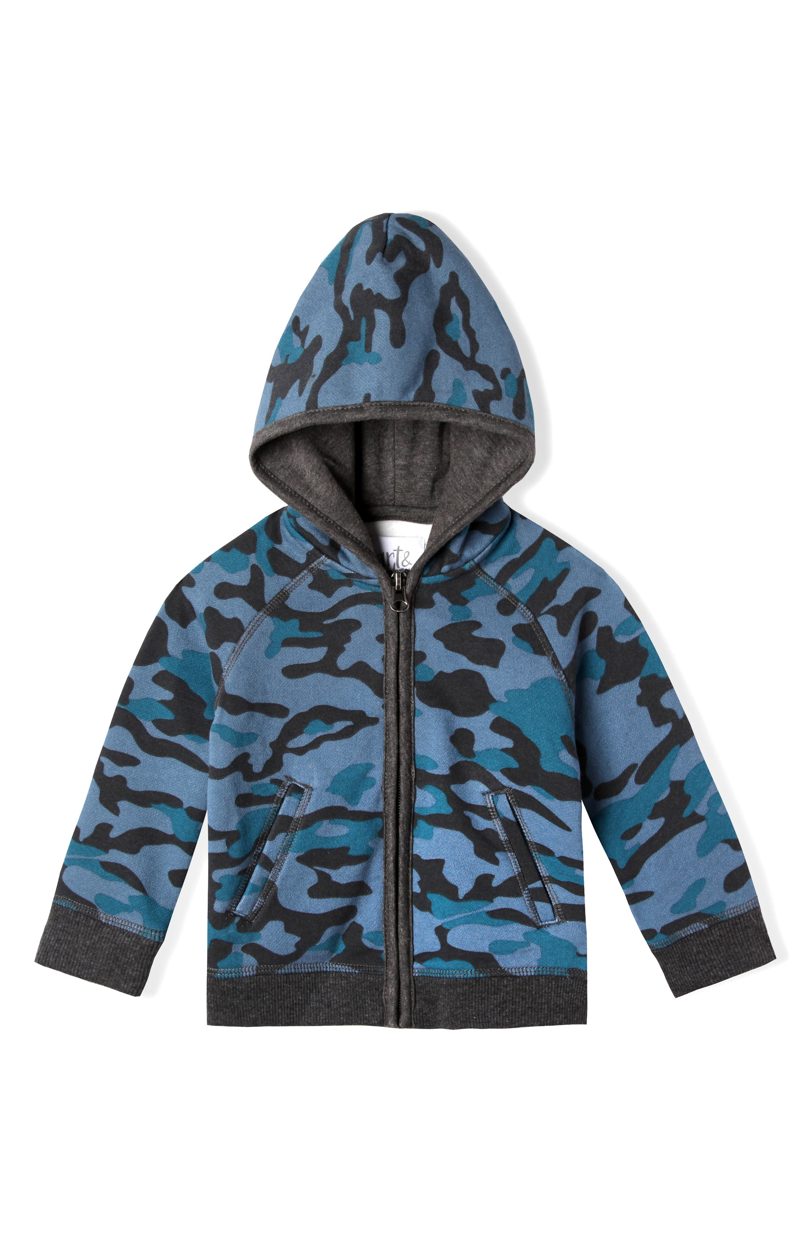 Henry Organic Cotton Hoodie,                             Main thumbnail 1, color,                             416