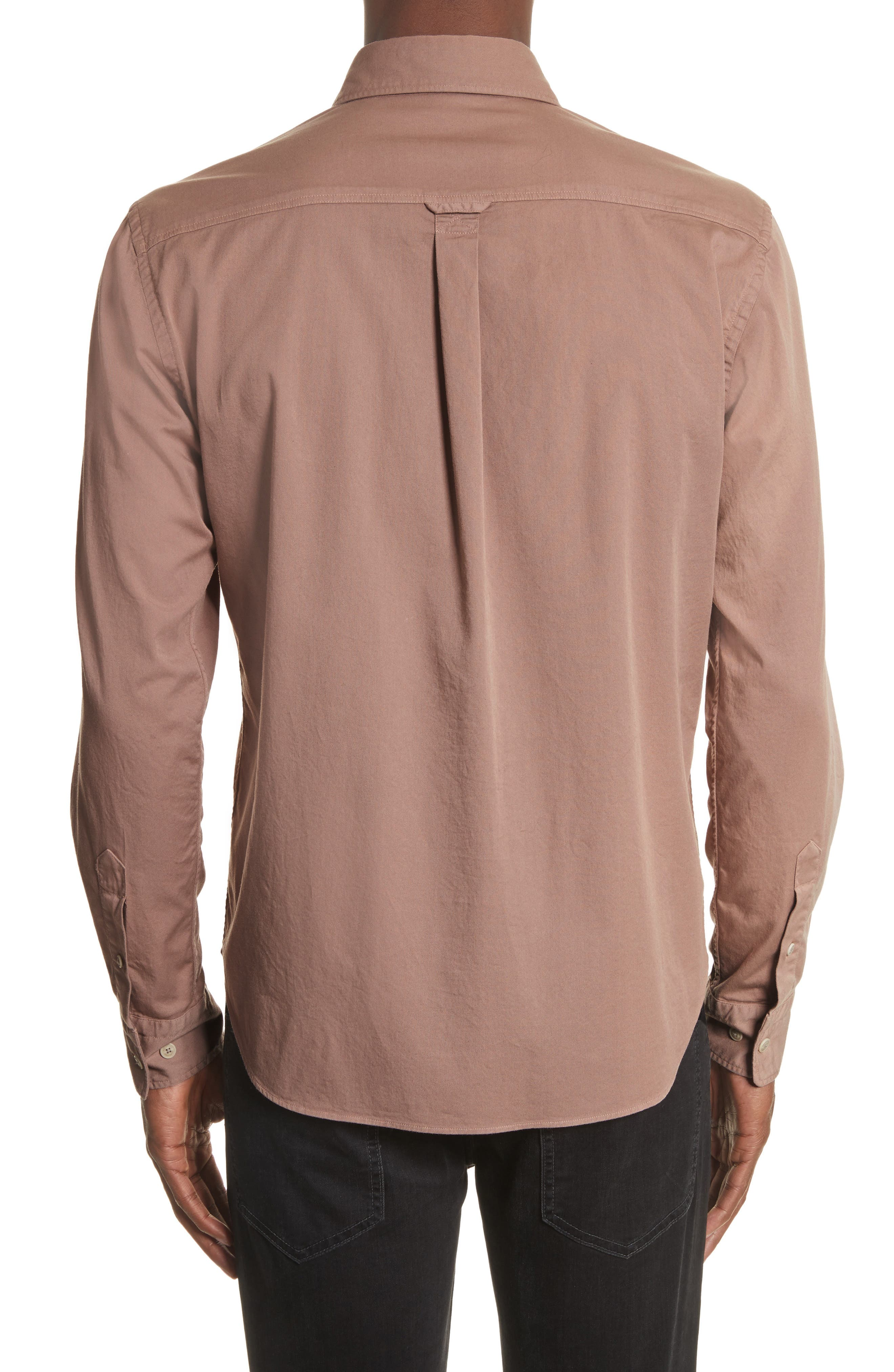 Steadway Extra Slim Fit Sport Shirt,                             Alternate thumbnail 8, color,