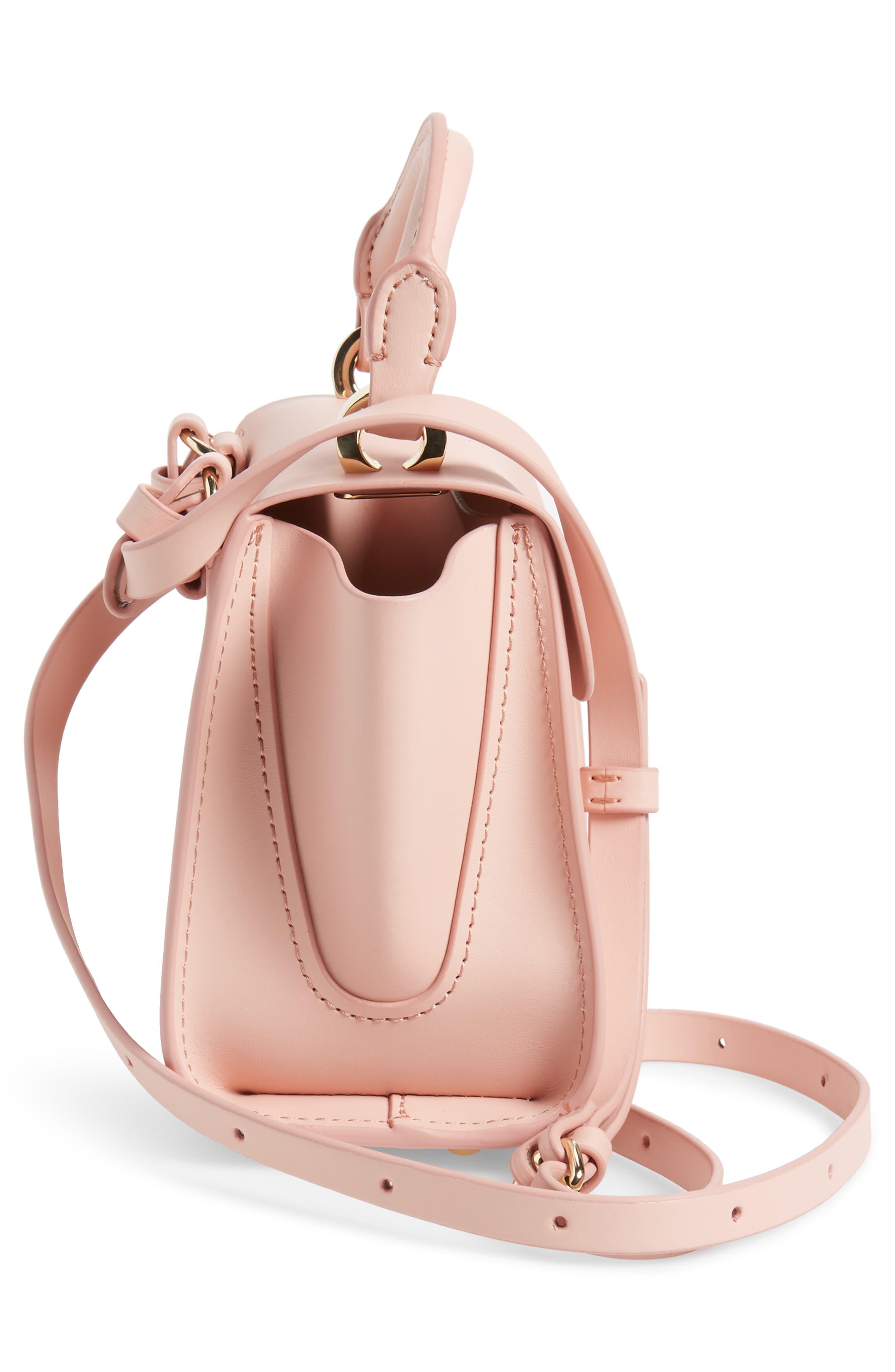 Eartha Iconic Mini Top Handle Belt Bag,                             Alternate thumbnail 5, color,                             650