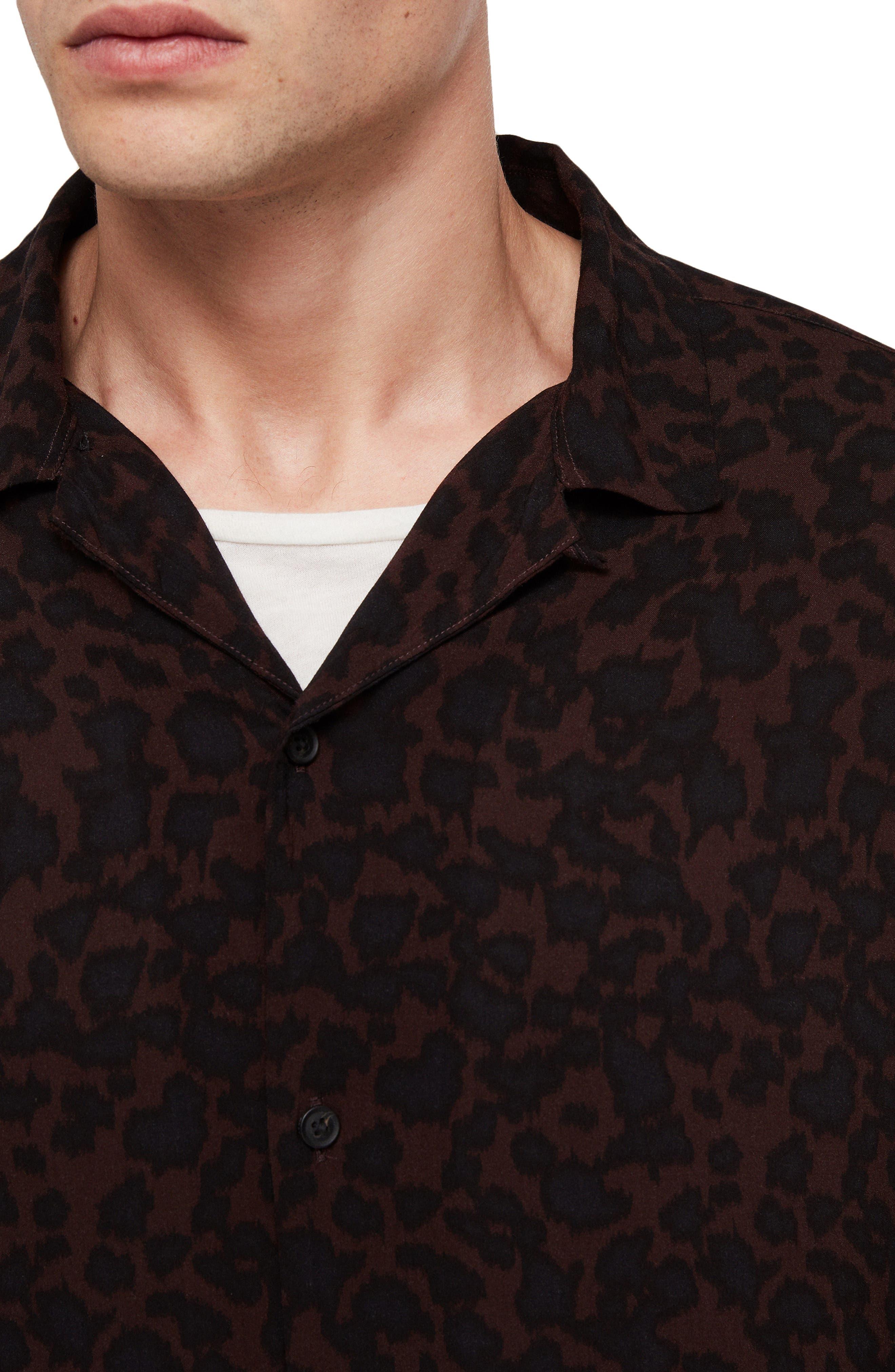 Sigfried Regular Fit Print Shirt,                             Alternate thumbnail 2, color,                             600