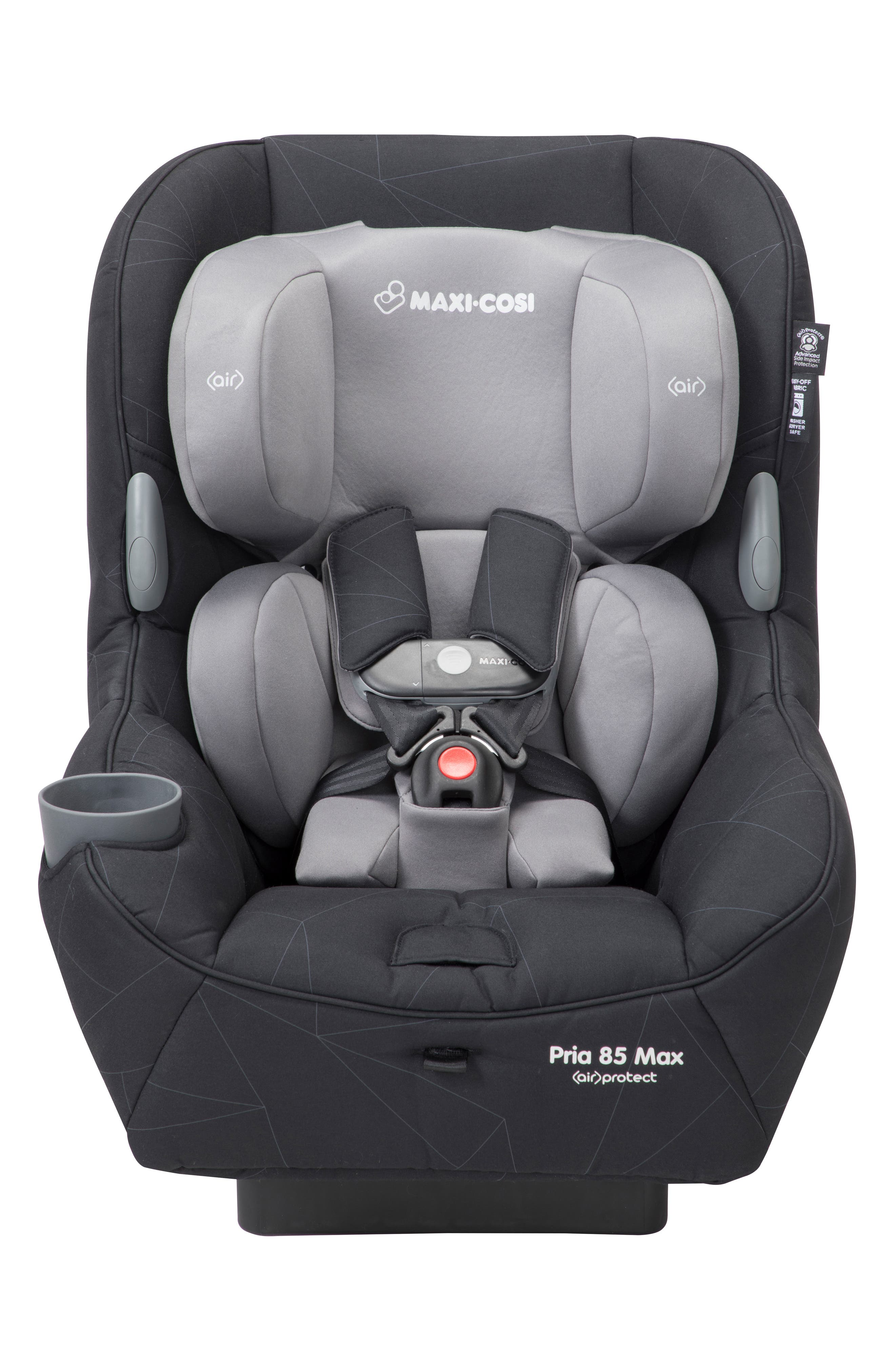 Pria<sup>™</sup> 85 Max Convertible Car Seat,                             Alternate thumbnail 9, color,                             DIAMOND LINES