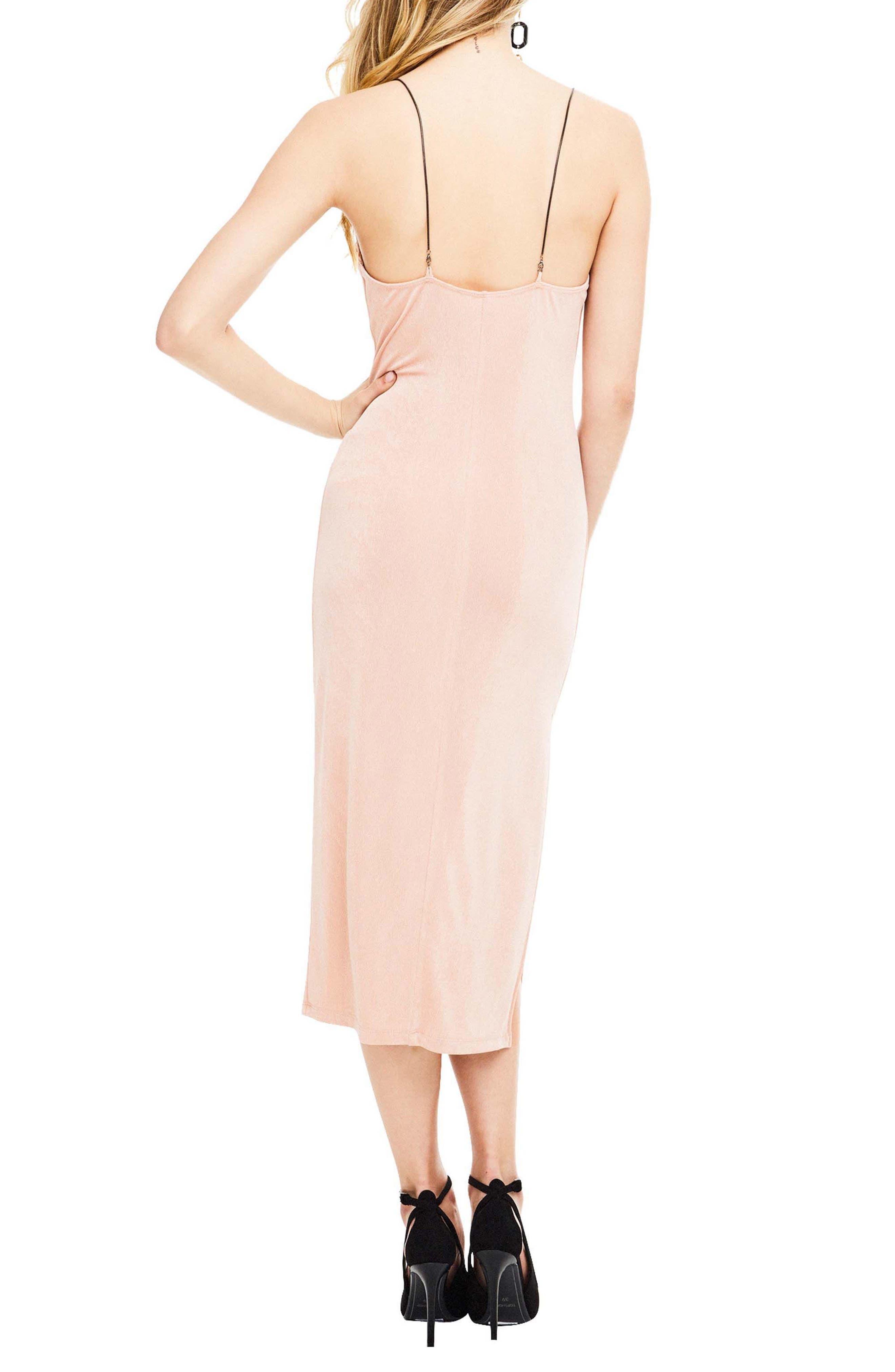 Ivana Midi Dress,                             Alternate thumbnail 8, color,