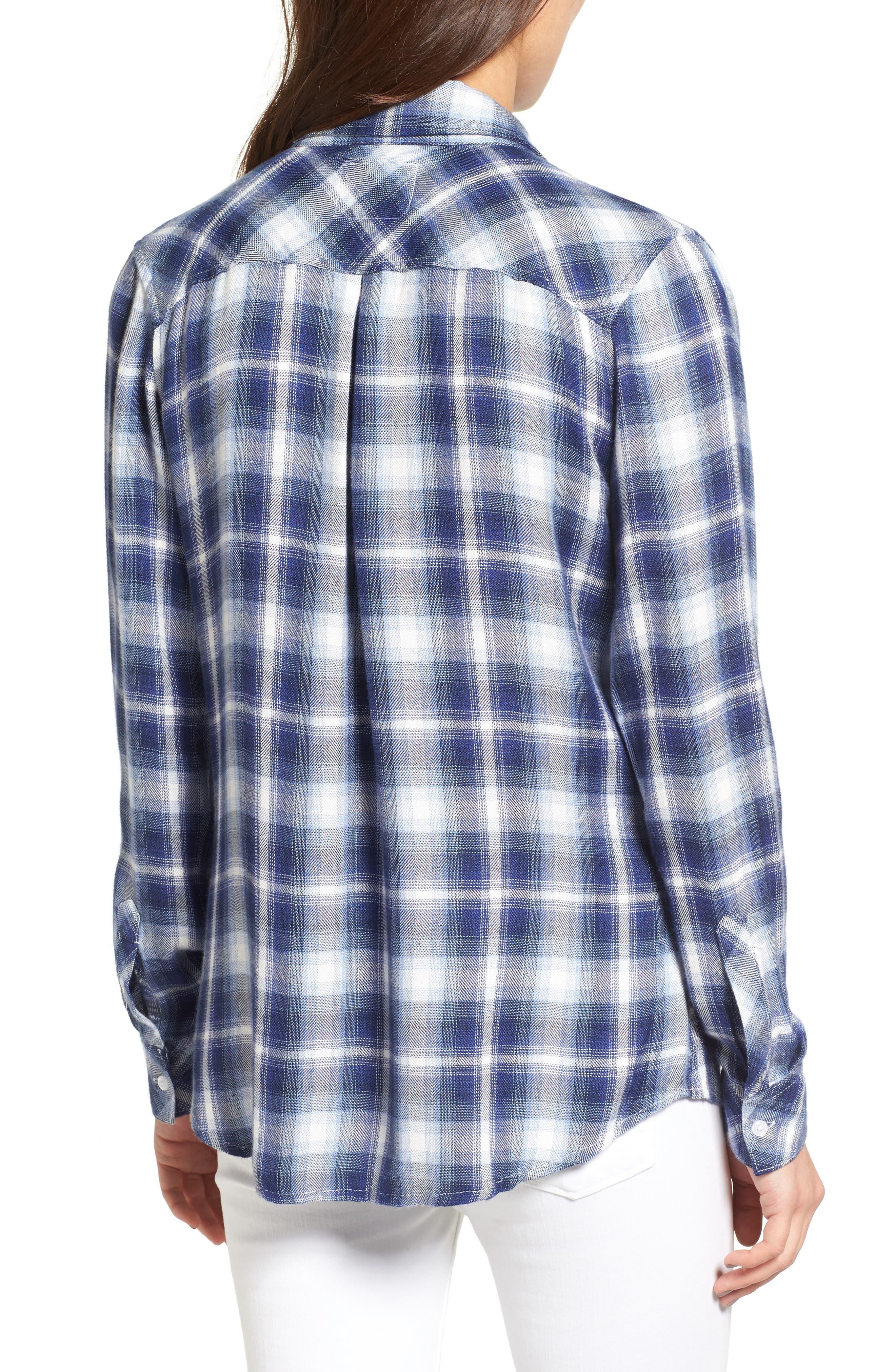 Hunter Plaid Shirt,                             Alternate thumbnail 254, color,