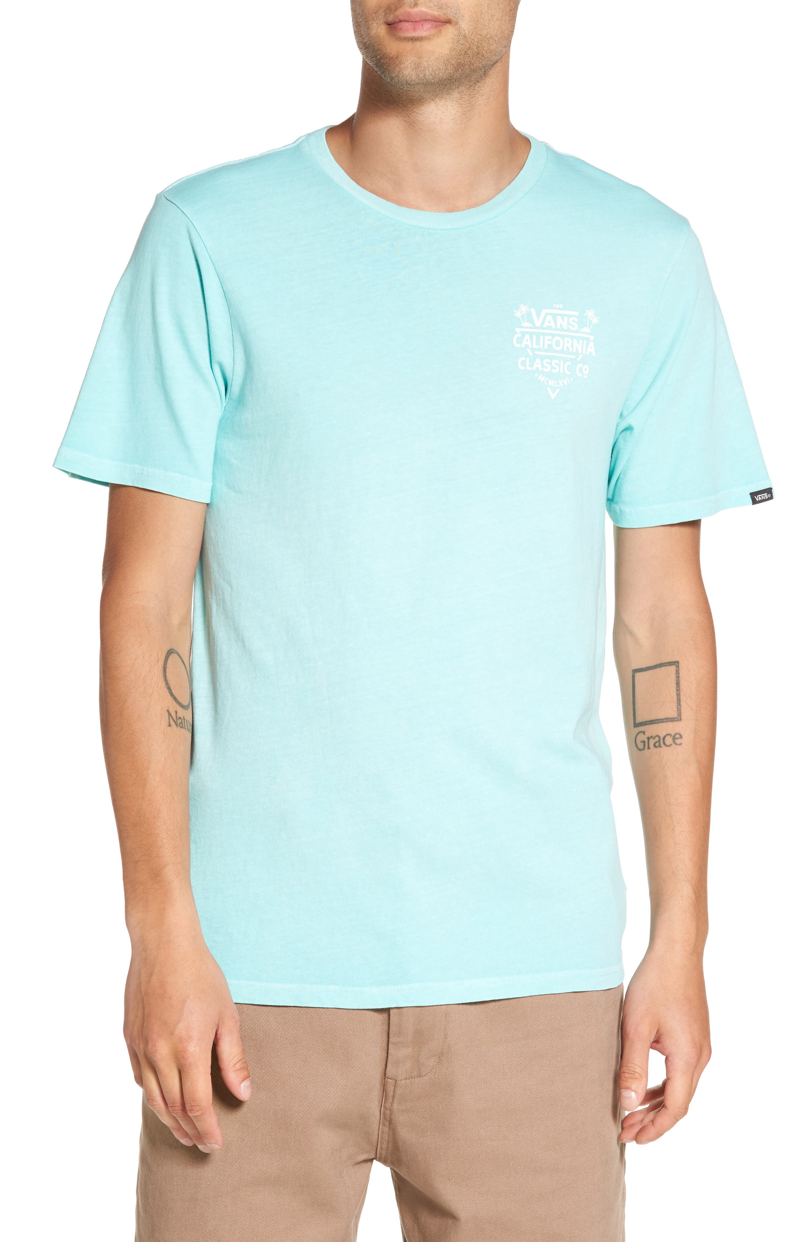 California Classic Co. Overdye T-Shirt,                             Main thumbnail 1, color,                             400