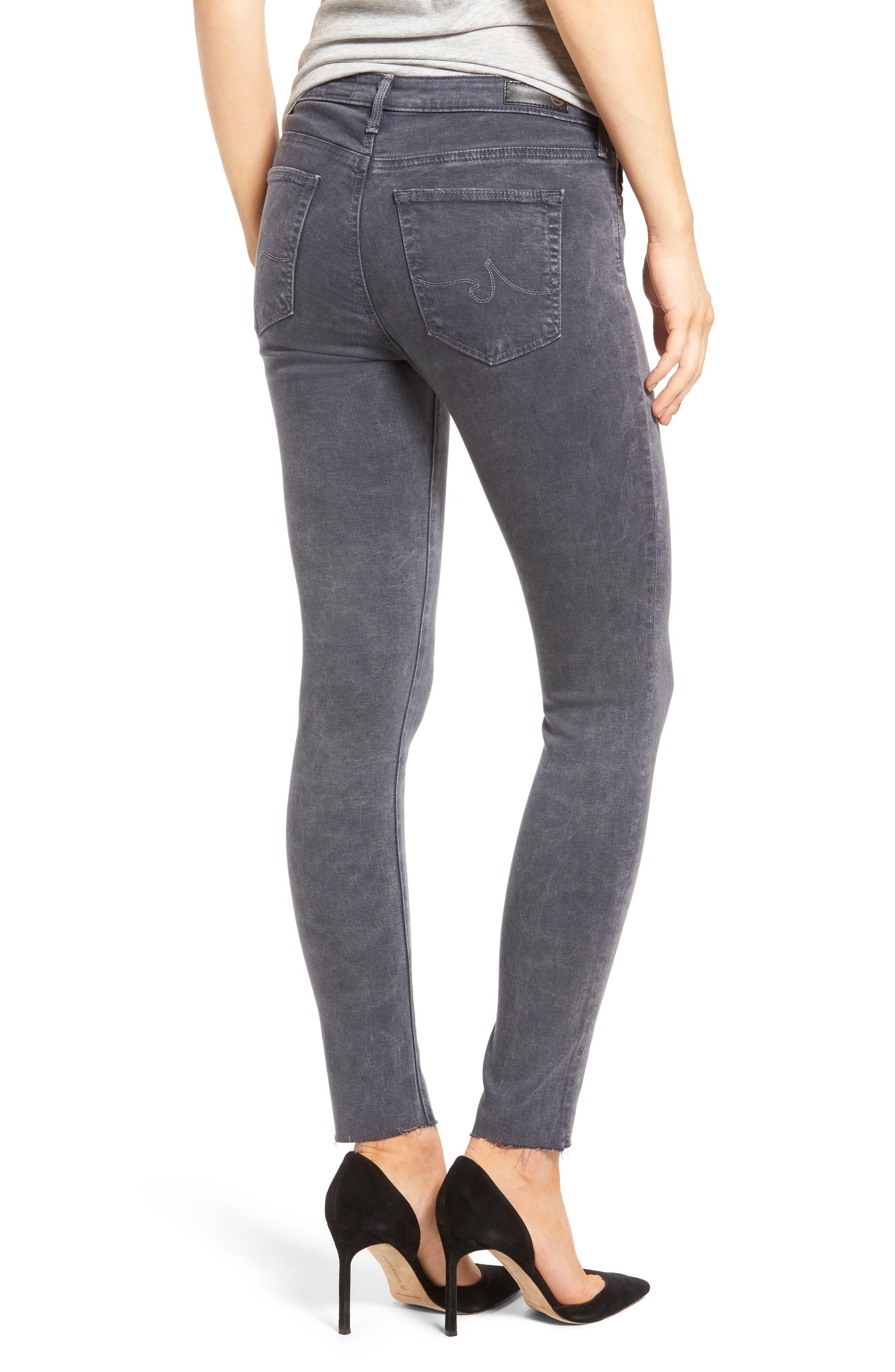 Middi Ankle Skinny Jeans,                             Alternate thumbnail 2, color,                             039