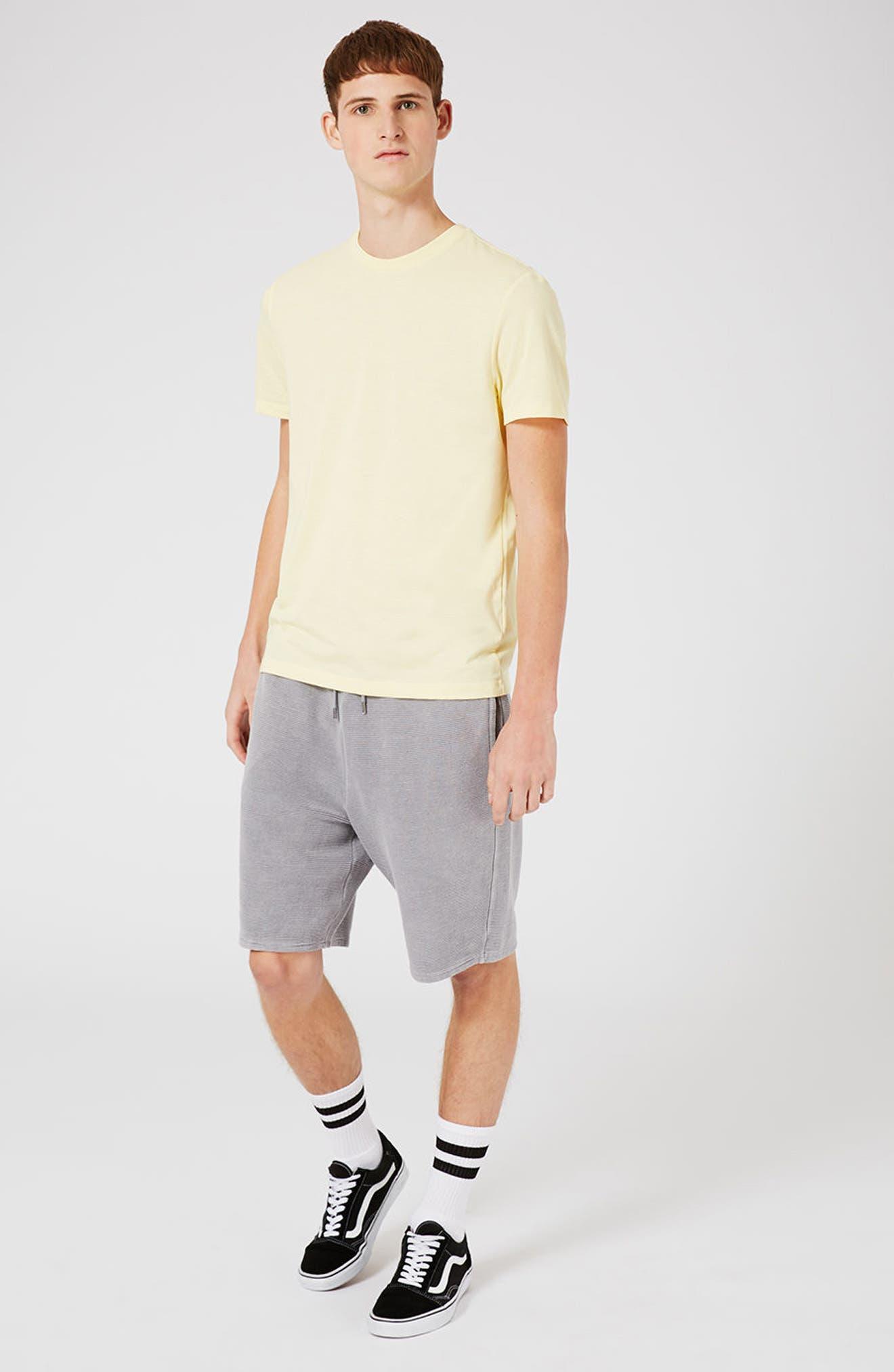 Slim Fit Crewneck T-Shirt,                             Alternate thumbnail 312, color,