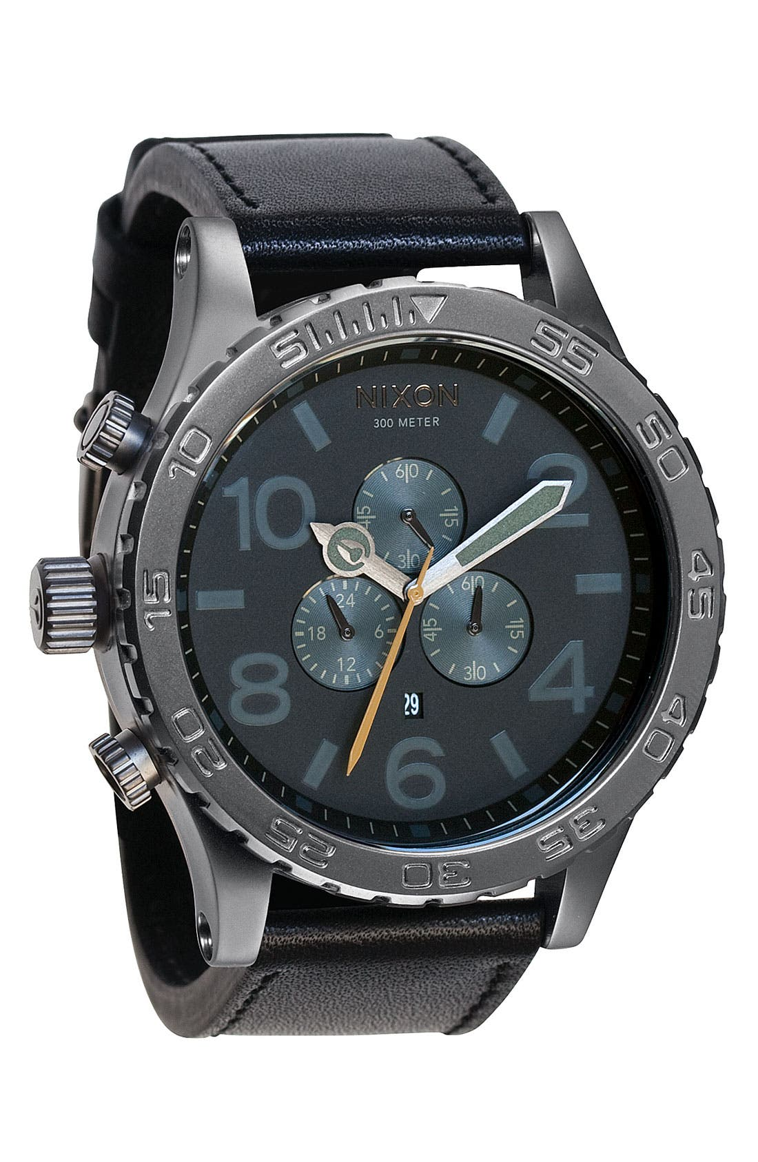 'The 51-30 Chrono' Watch, 51mm,                             Main thumbnail 7, color,