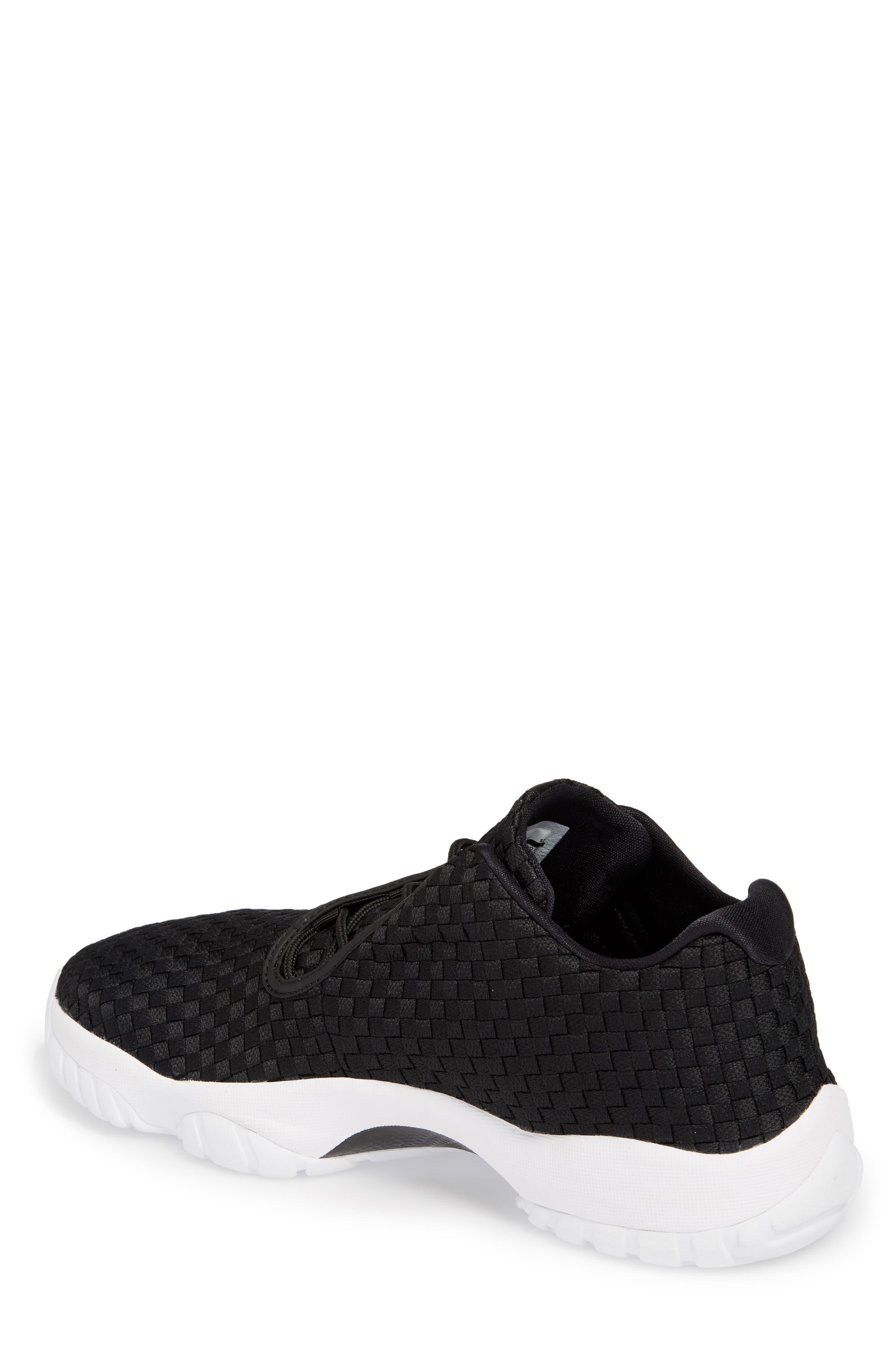 Air Jordan Future Woven Sneaker,                             Alternate thumbnail 2, color,                             002