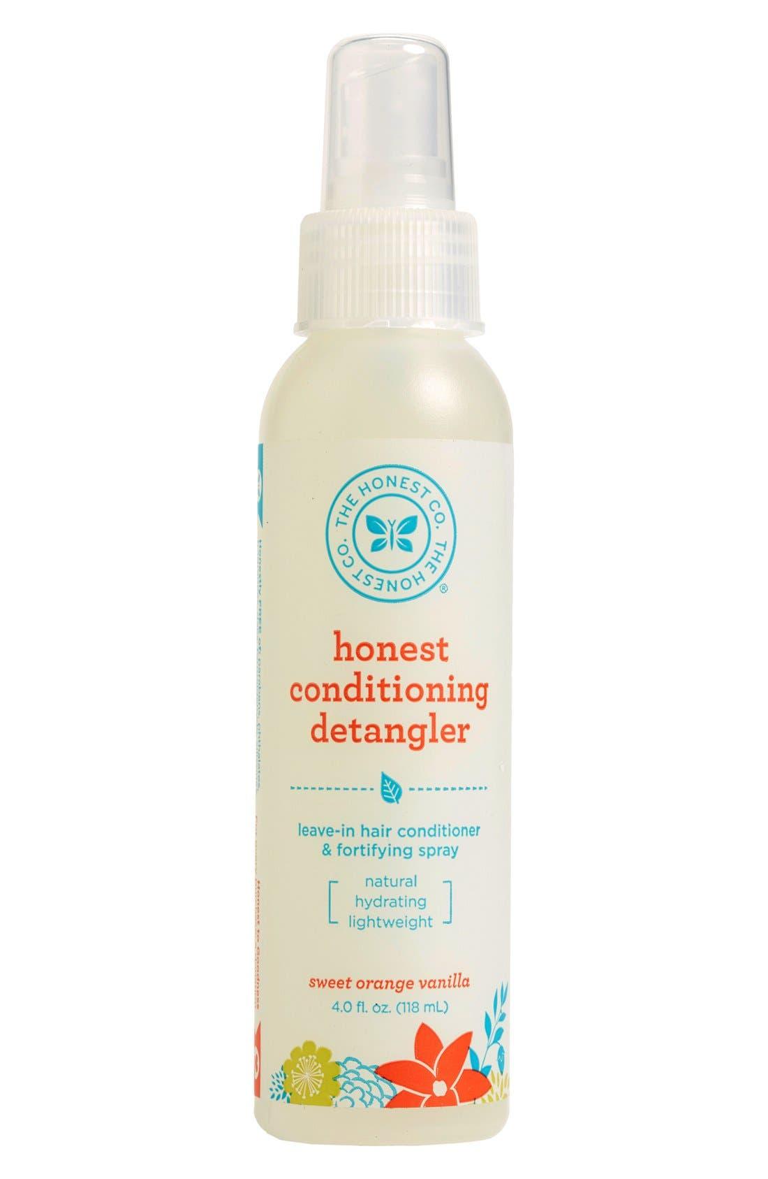 Leave-in Conditioning Detangler Spray,                             Main thumbnail 1, color,                             SWEET ORANGE VANILLA