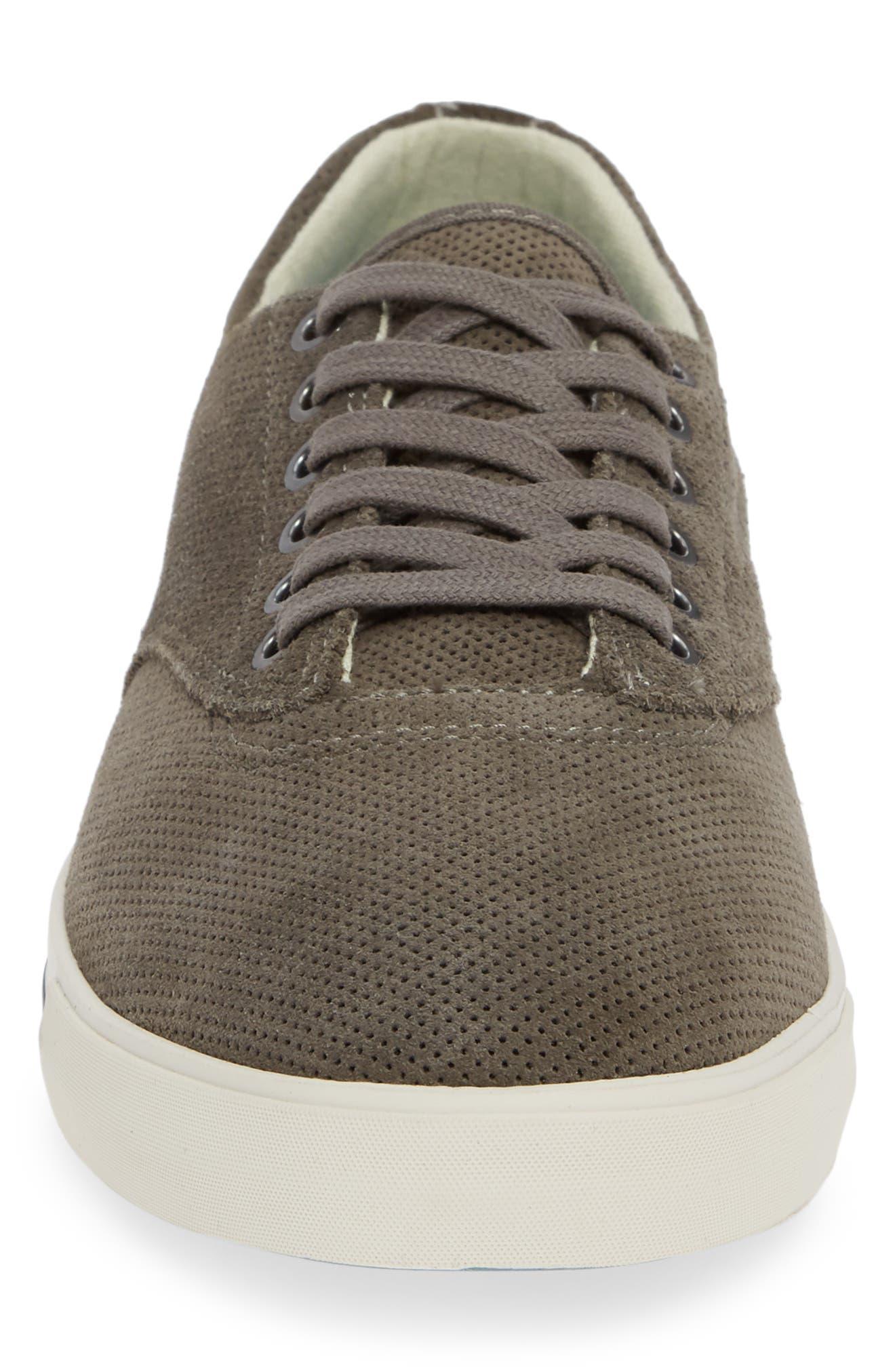 Hermosa Varsity Sneaker,                             Alternate thumbnail 4, color,                             FALCON