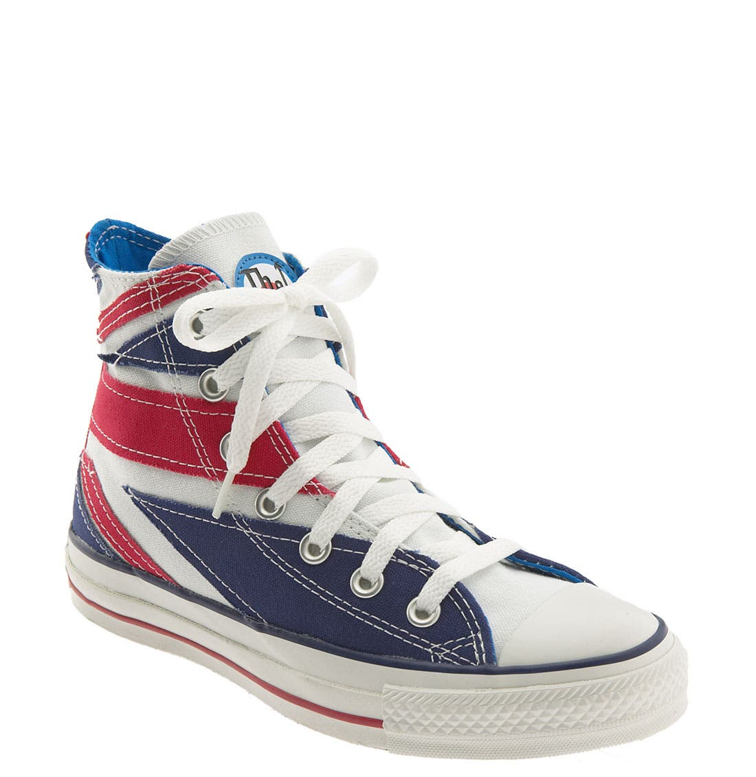 Chuck Taylor<sup>®</sup> 'Rock Hi - The Who' Sneaker, Main, color, 158