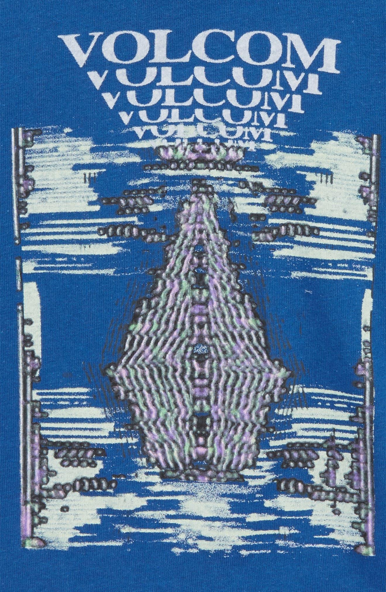 Digi Pool Graphic T-Shirt,                             Alternate thumbnail 6, color,