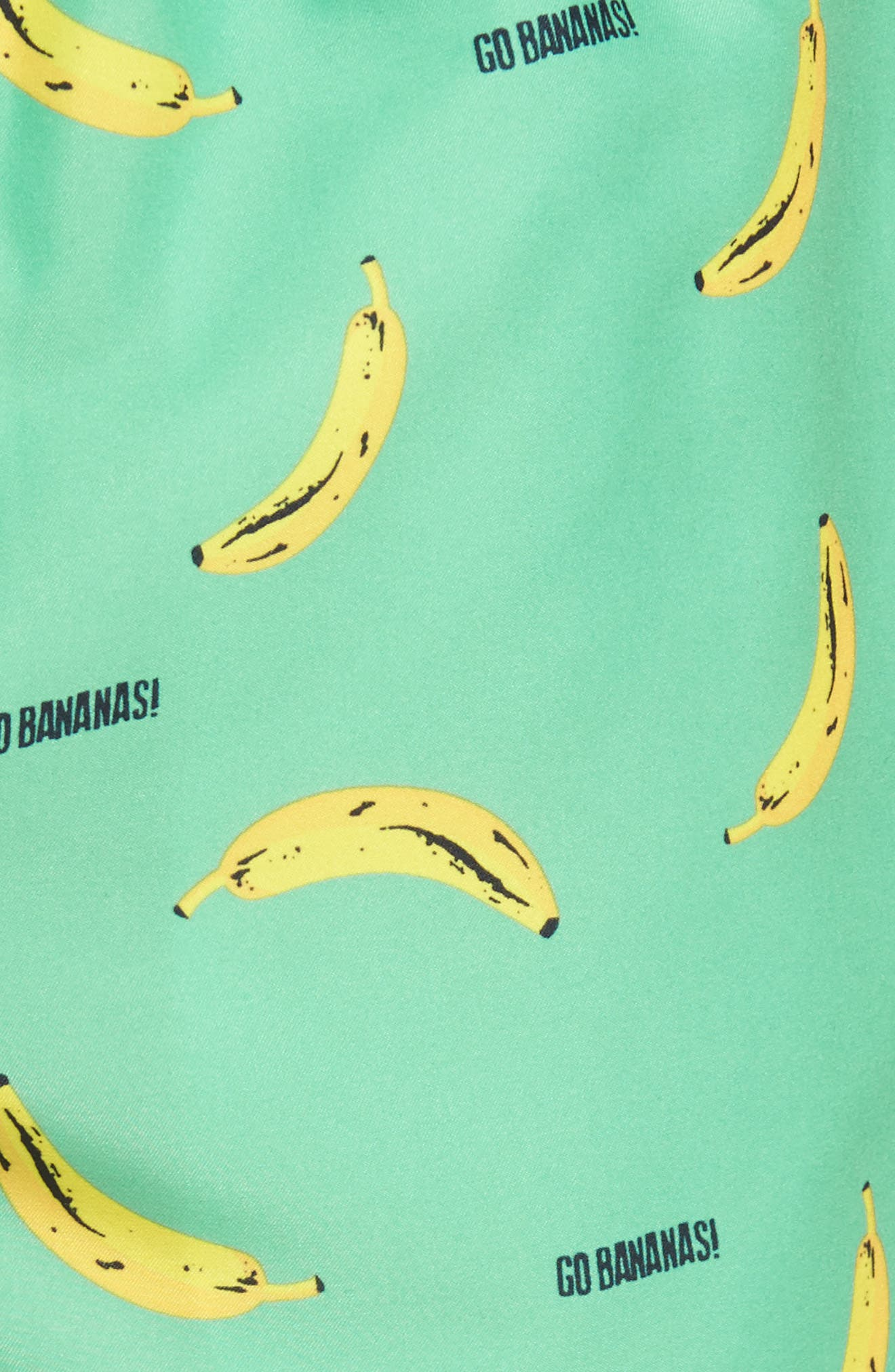 Go Bananas Swim Trunks,                             Alternate thumbnail 5, color,                             300