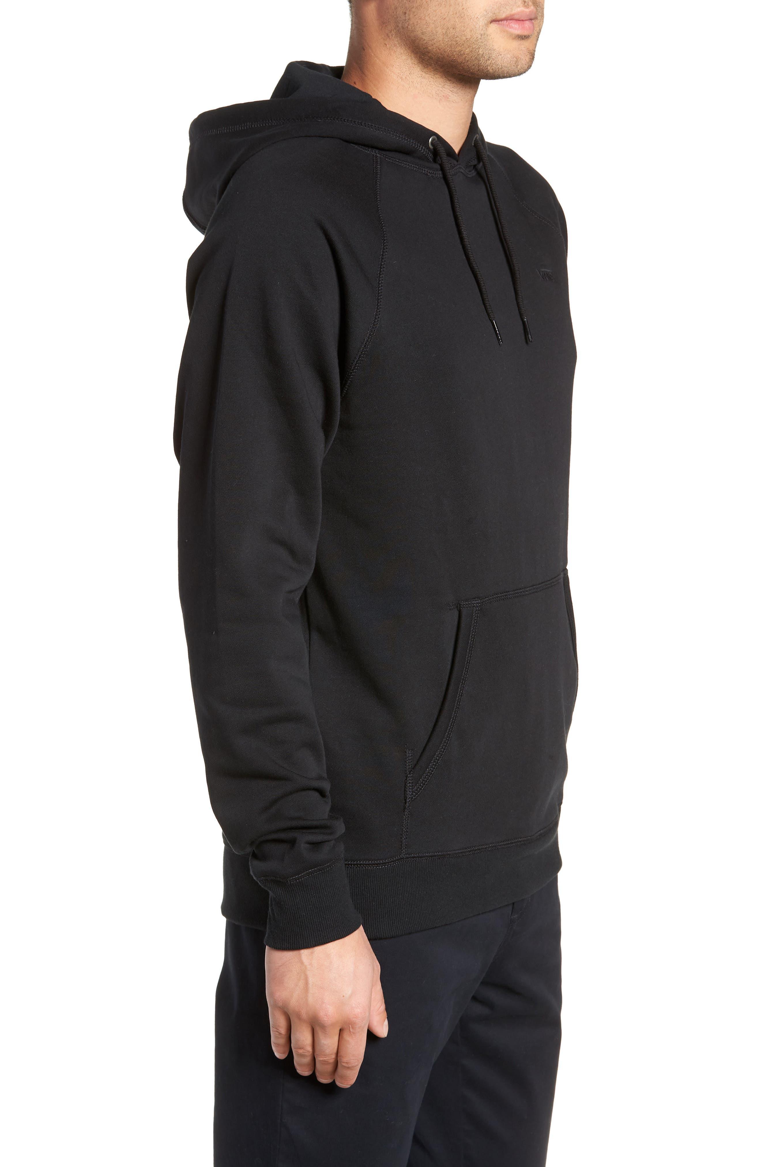 Versa Hoodie Sweatshirt,                             Alternate thumbnail 3, color,                             BLACK