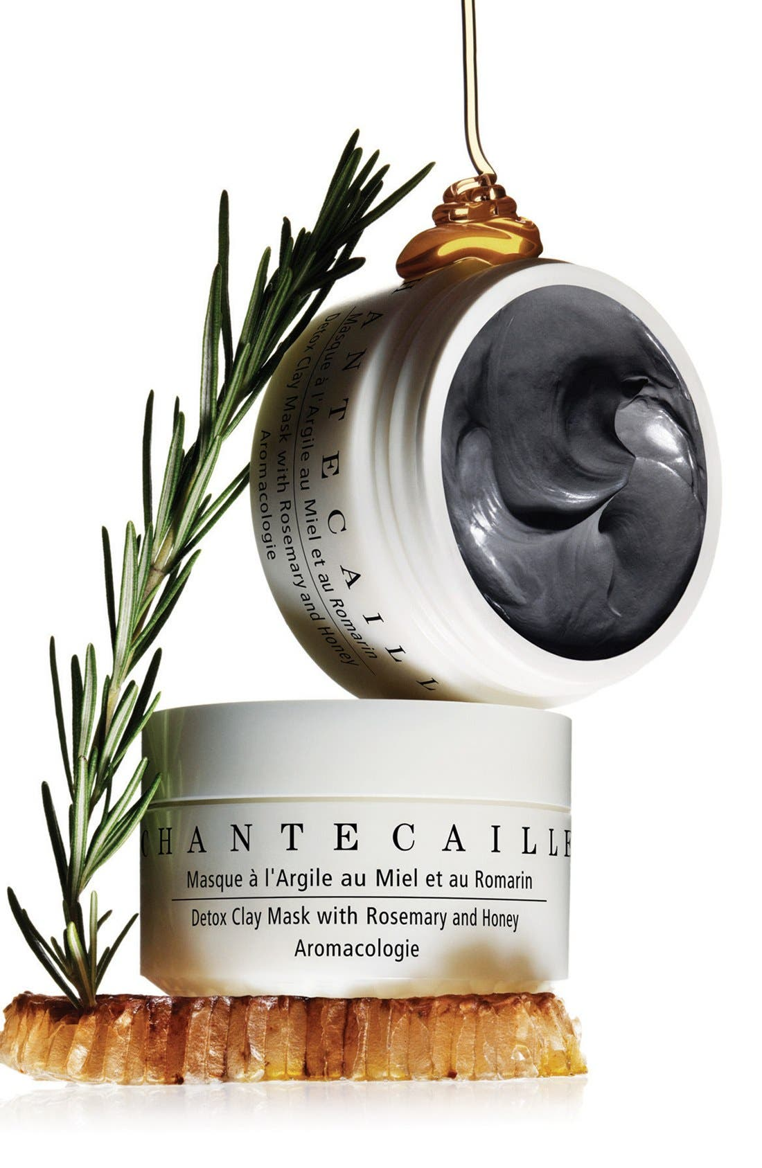 Detox Clay Mask with Rosemary & Honey,                             Alternate thumbnail 2, color,                             NO COLOR