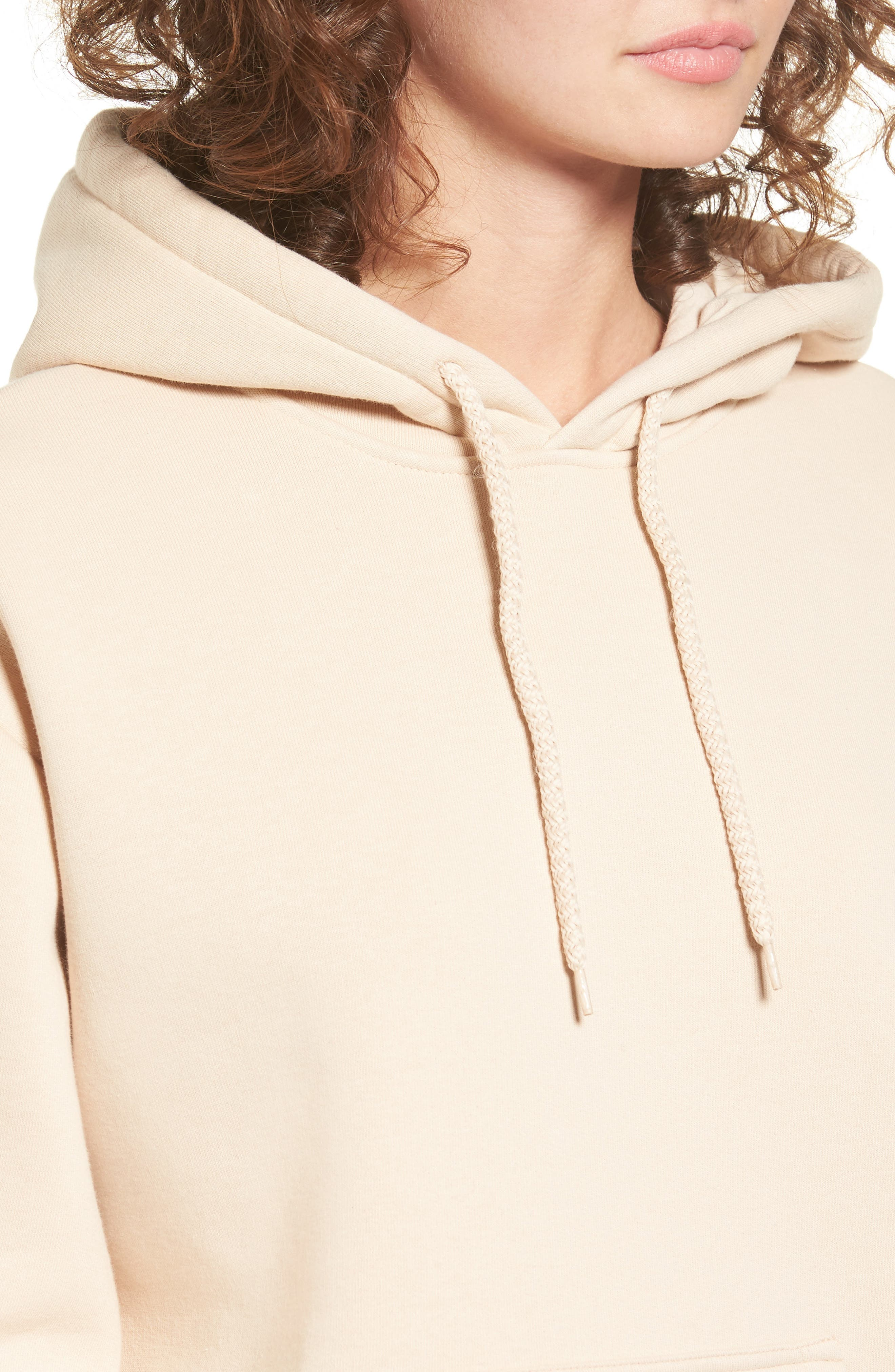 Oversize Hoodie,                             Alternate thumbnail 4, color,                             250