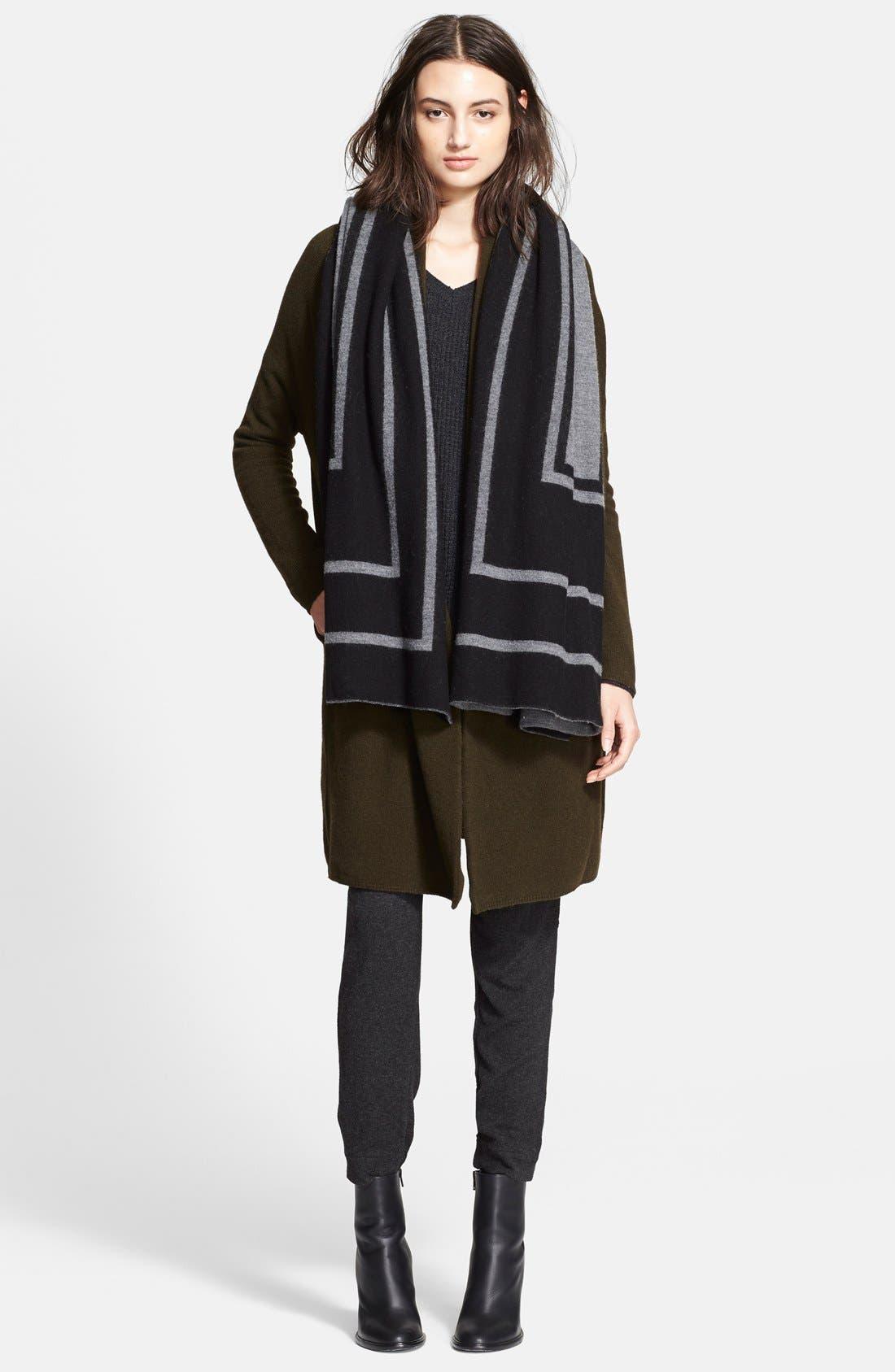 VINCE,                             Car Coat Sweater,                             Alternate thumbnail 2, color,                             303