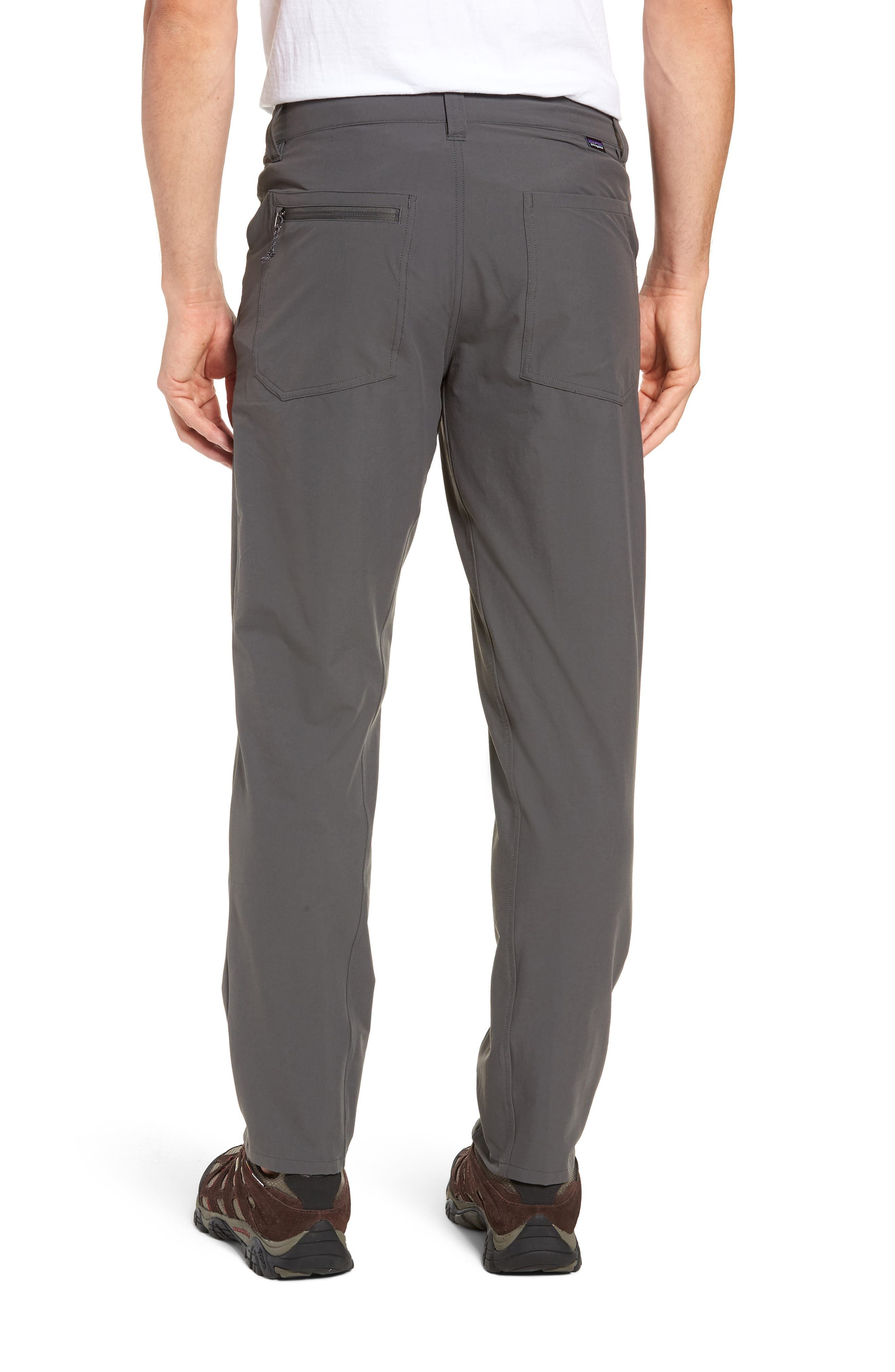Quandary Pants,                             Alternate thumbnail 2, color,                             FORGE GREY