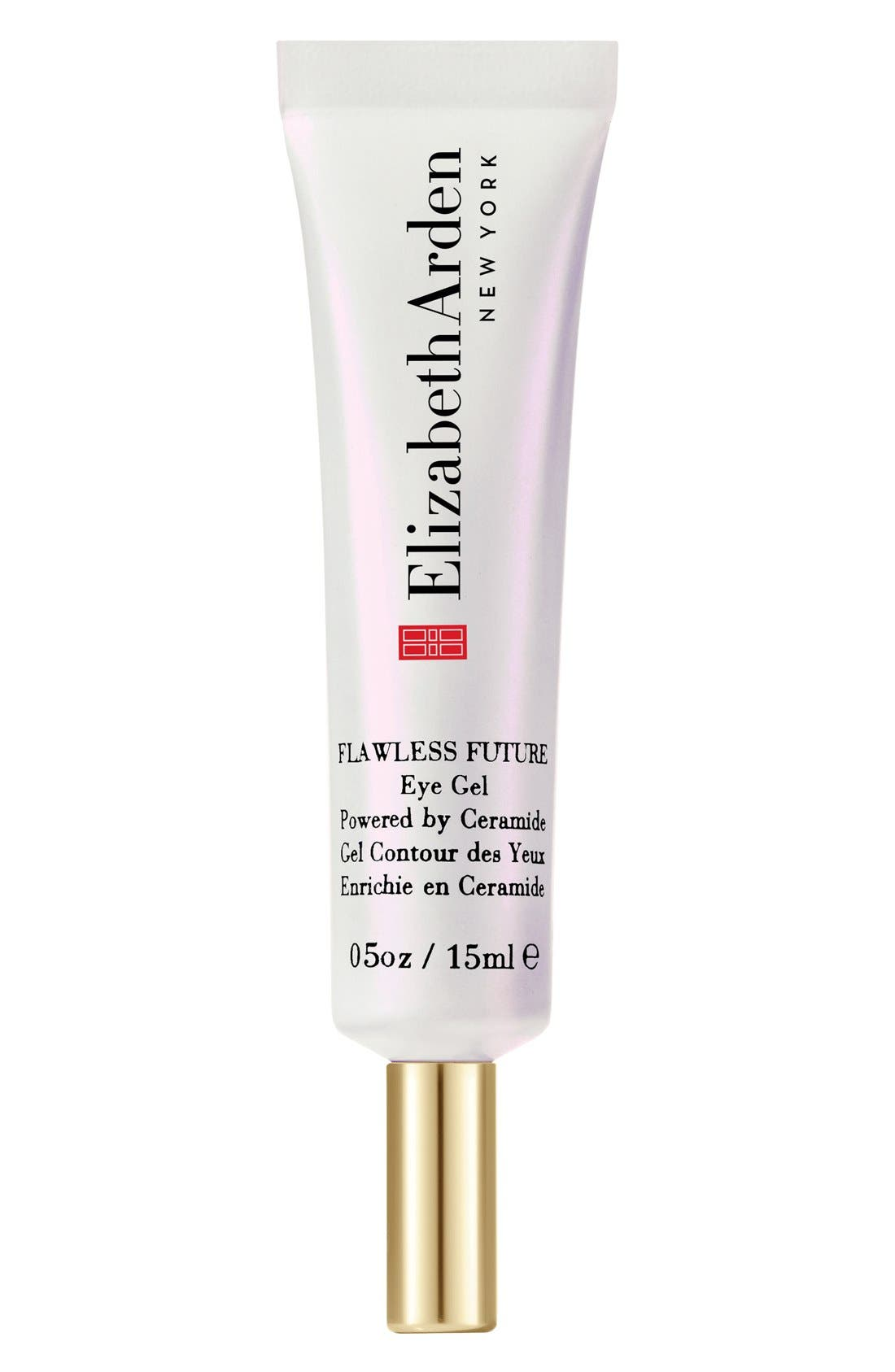 ELIZABETH ARDEN,                             FLAWLESS FUTURE Powered by Ceramide<sup>™</sup> Eye Gel,                             Main thumbnail 1, color,                             000