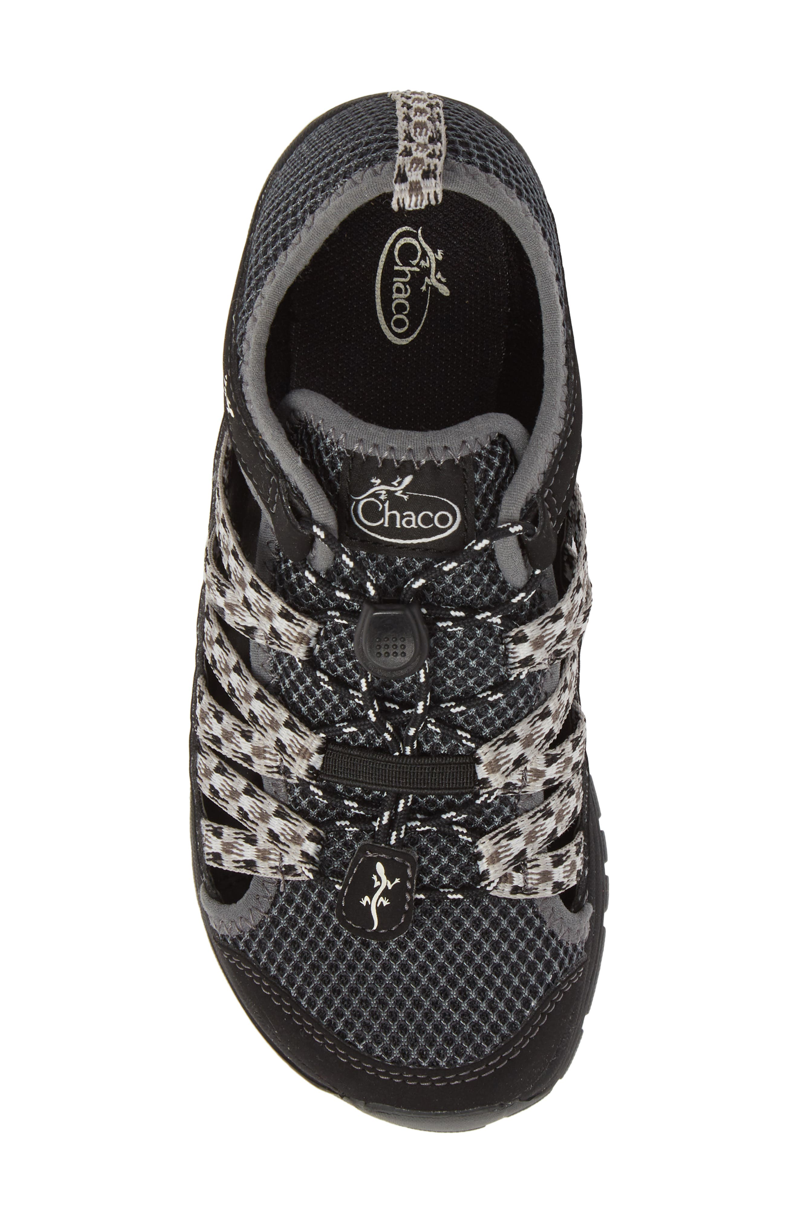Outcross 2 Water Sneaker,                             Alternate thumbnail 5, color,                             BLACK