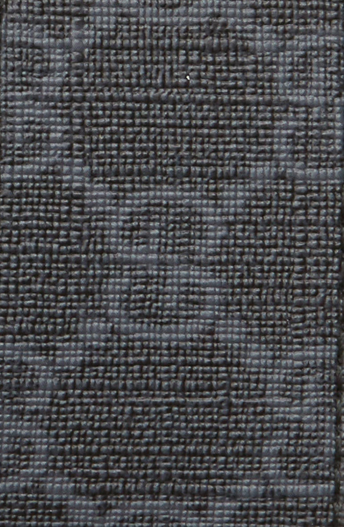 Logo Buckle Interlocking Belt,                             Alternate thumbnail 2, color,                             BLACK