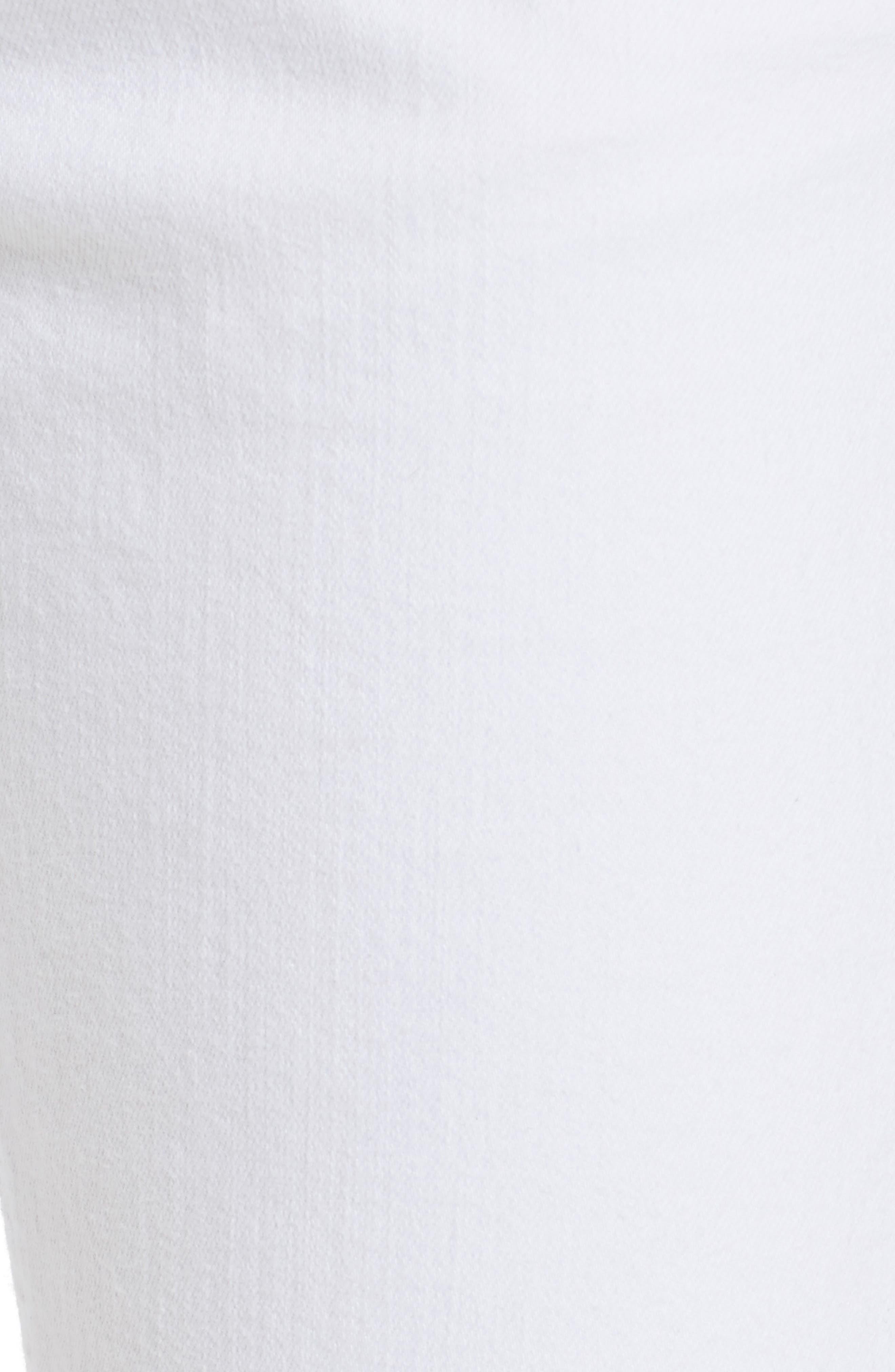 The Dre Capri Slim Boyfriend Jeans,                             Alternate thumbnail 5, color,                             100