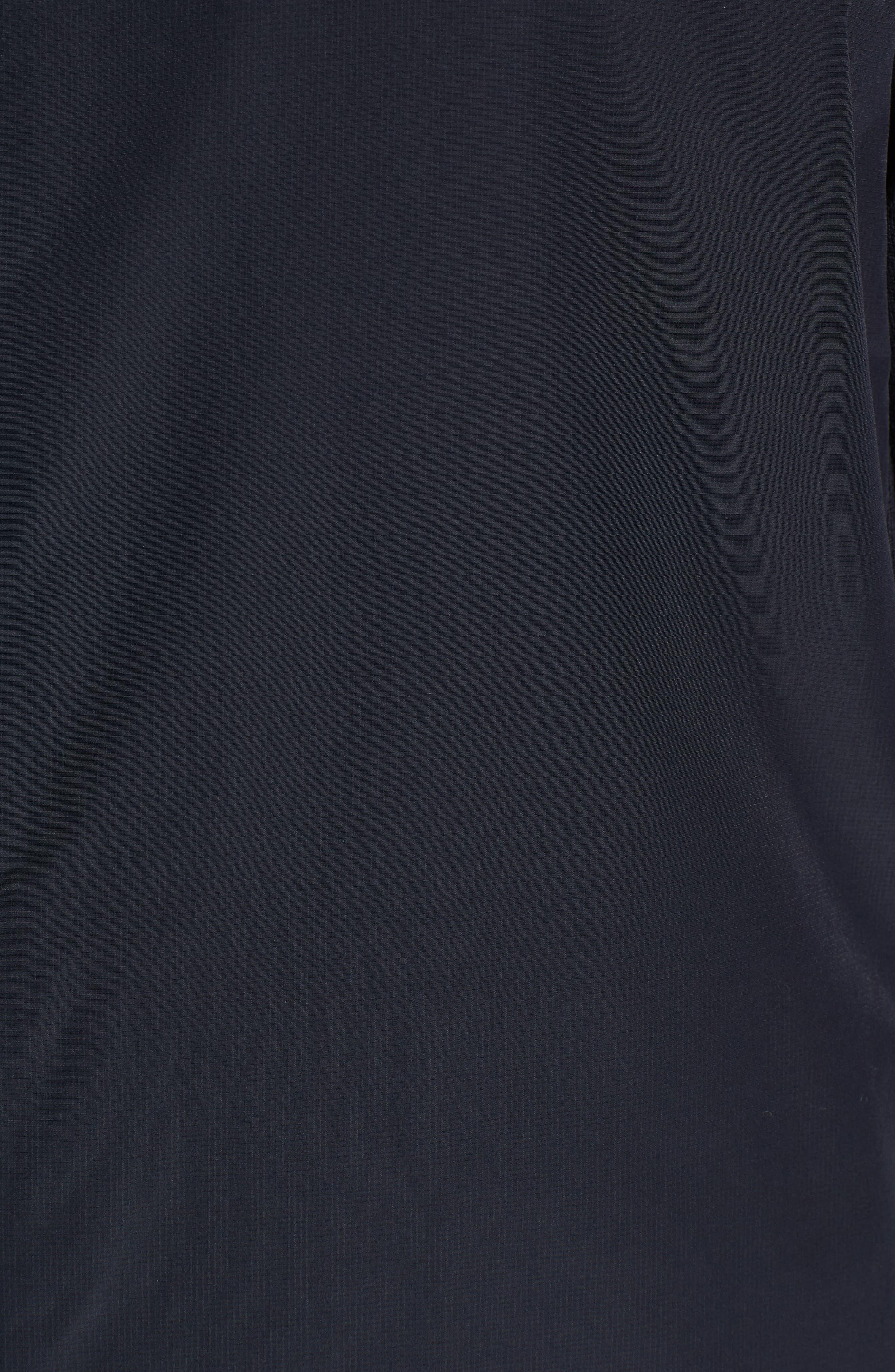 THEORY,                             Bellvill PK Fine Bilen Jacket,                             Alternate thumbnail 5, color,                             ECLIPSE MULTI